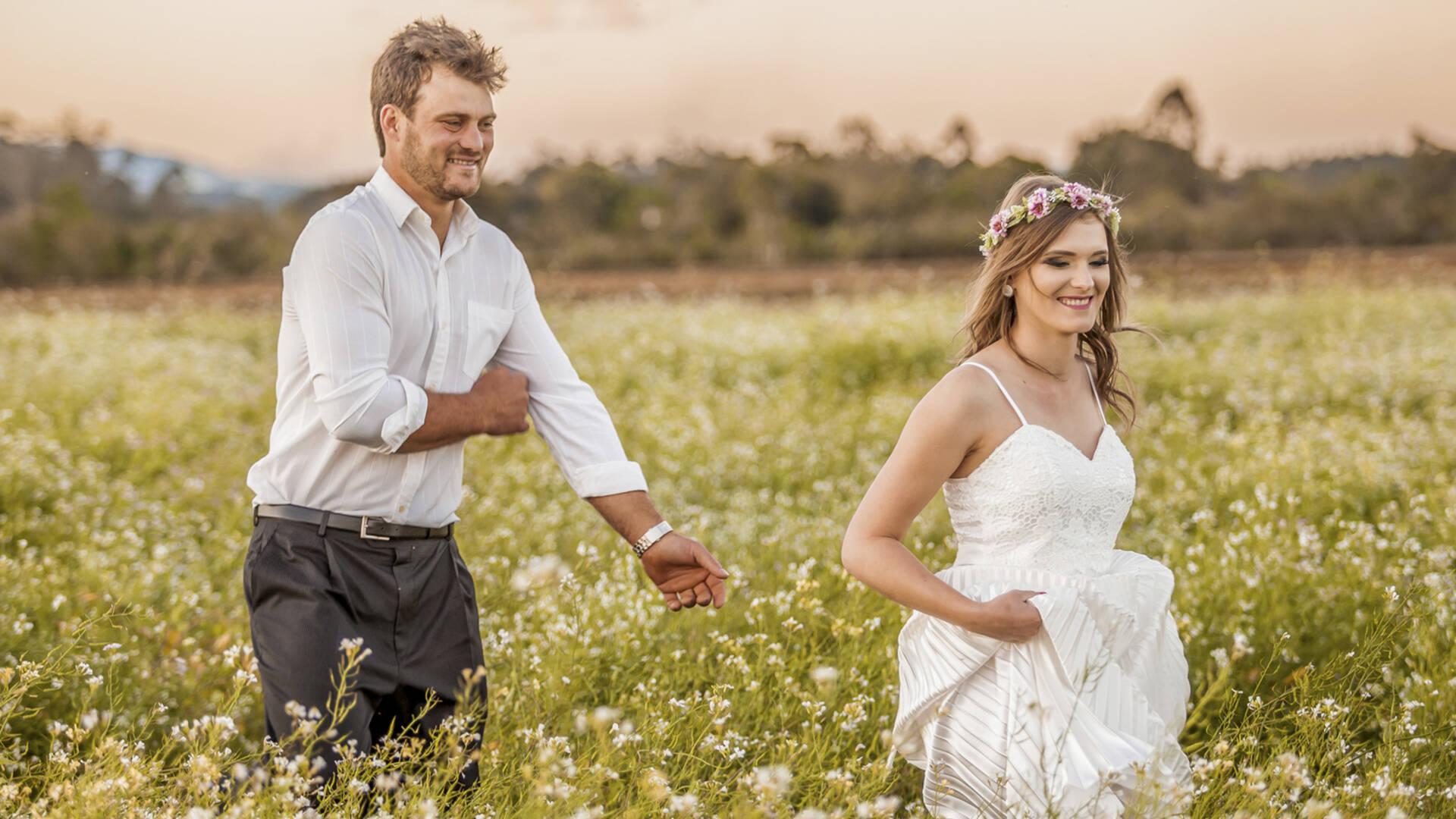 Pre Wedding de Mahiani e Marcos