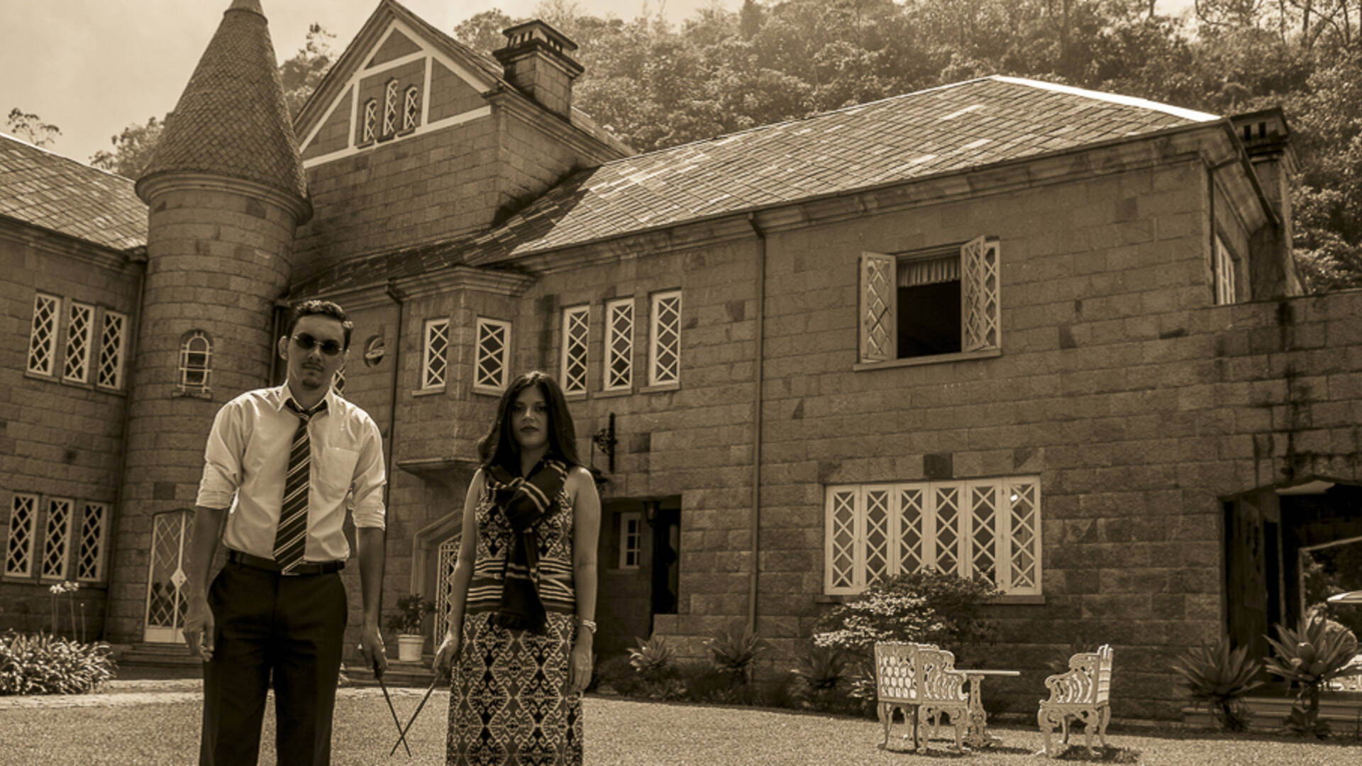 Pré wedding de Marcos e Bianca