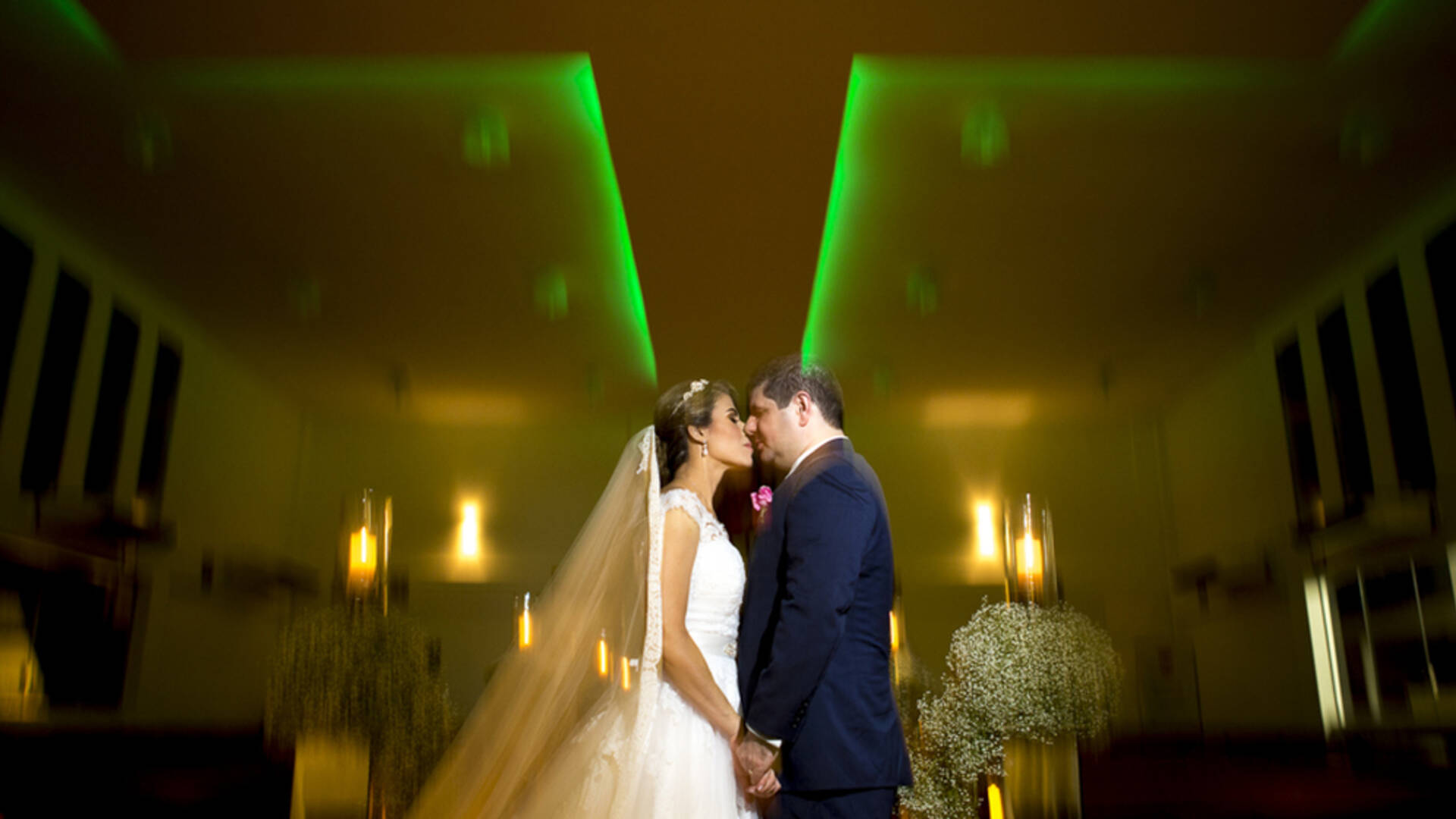 Casamento de Ticiana e Alessandro