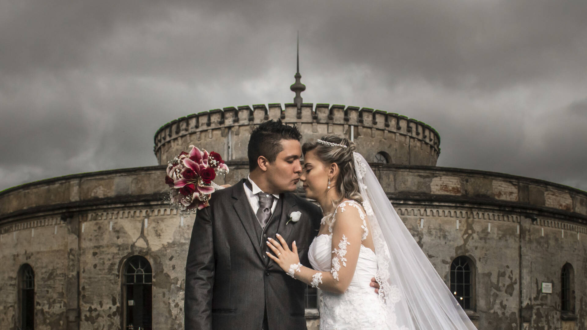 Casamento de Taiza e Marcelo