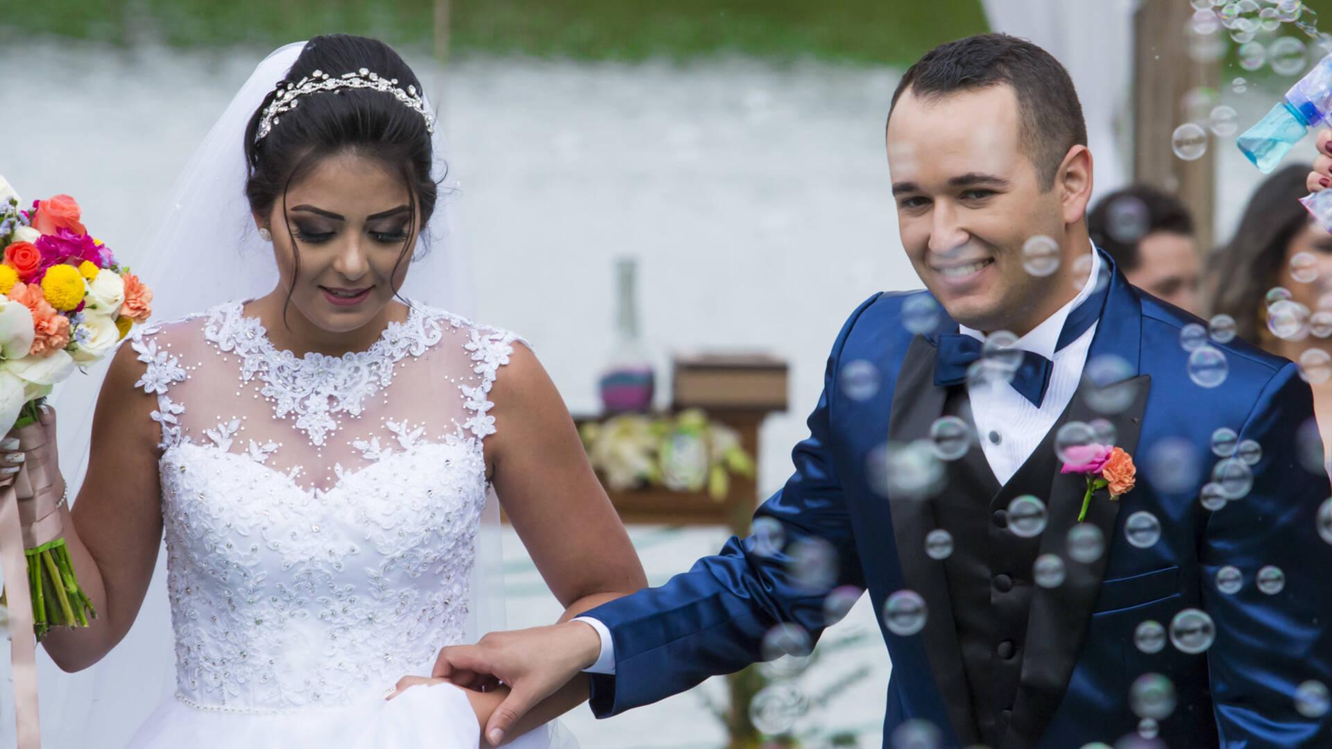 Casamento de Marina e Brian