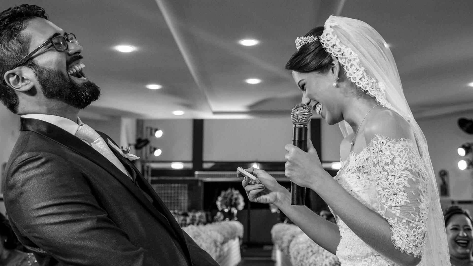Casamento de Bia e Antônio