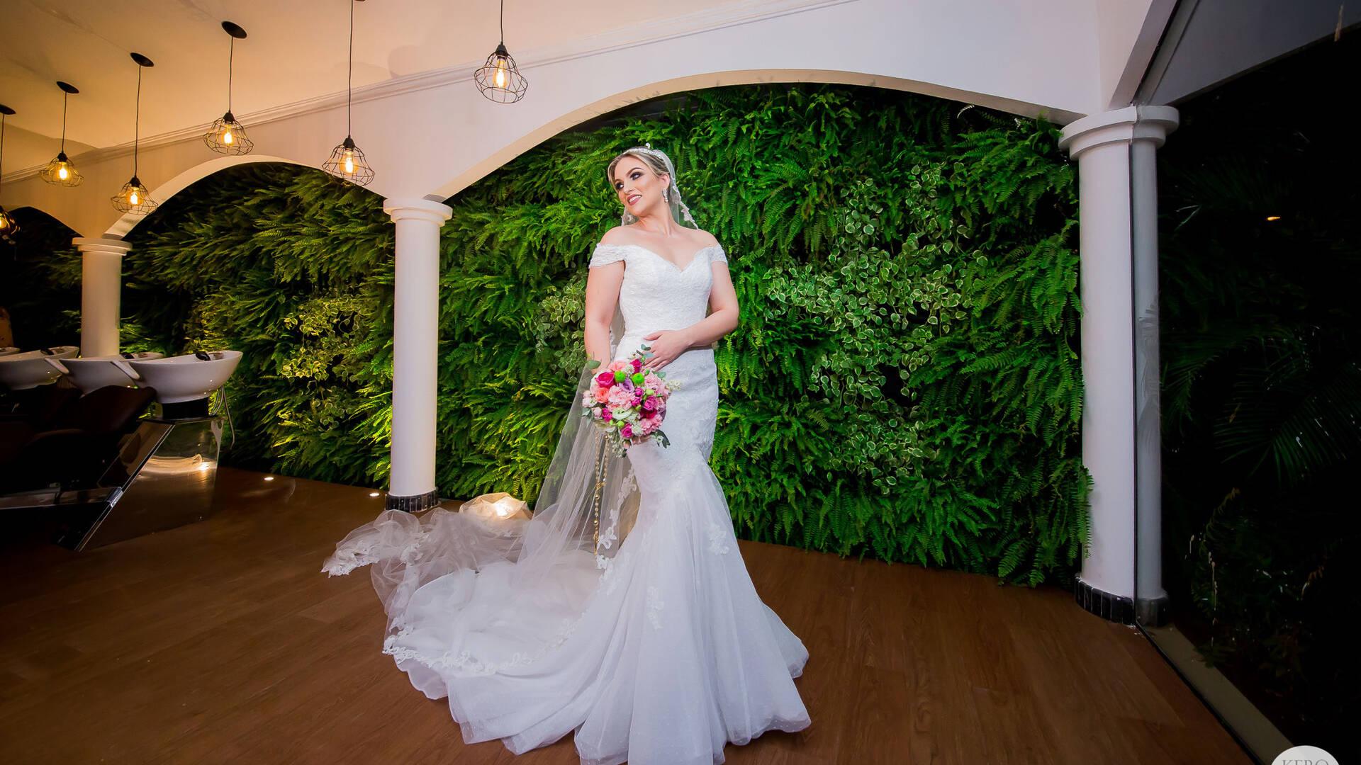 Casamentos de Noiva Monique Seibt