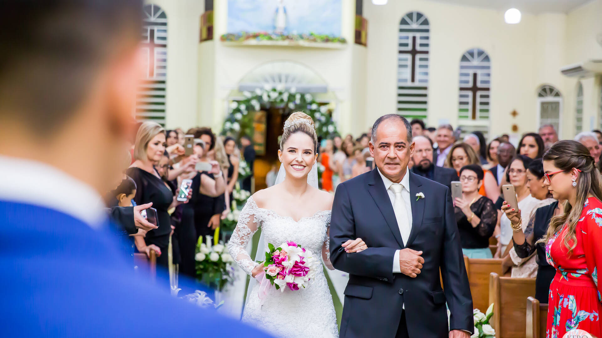 Casamento de Gabriela e Edmar