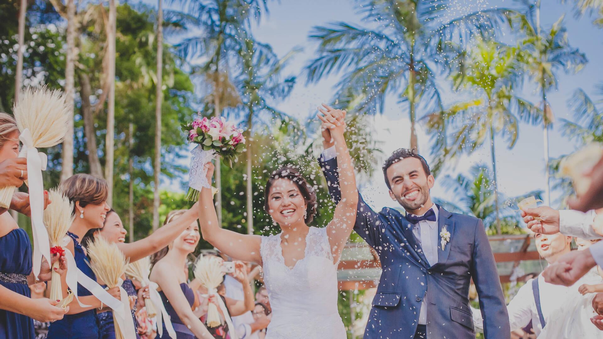 Casamento de Priscila e Stênio