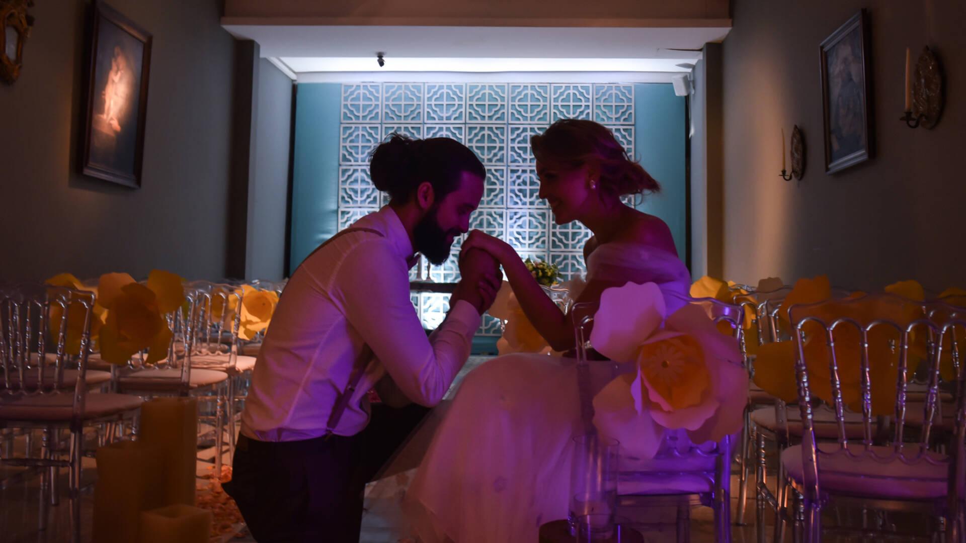 Casamento de Nati e Caue