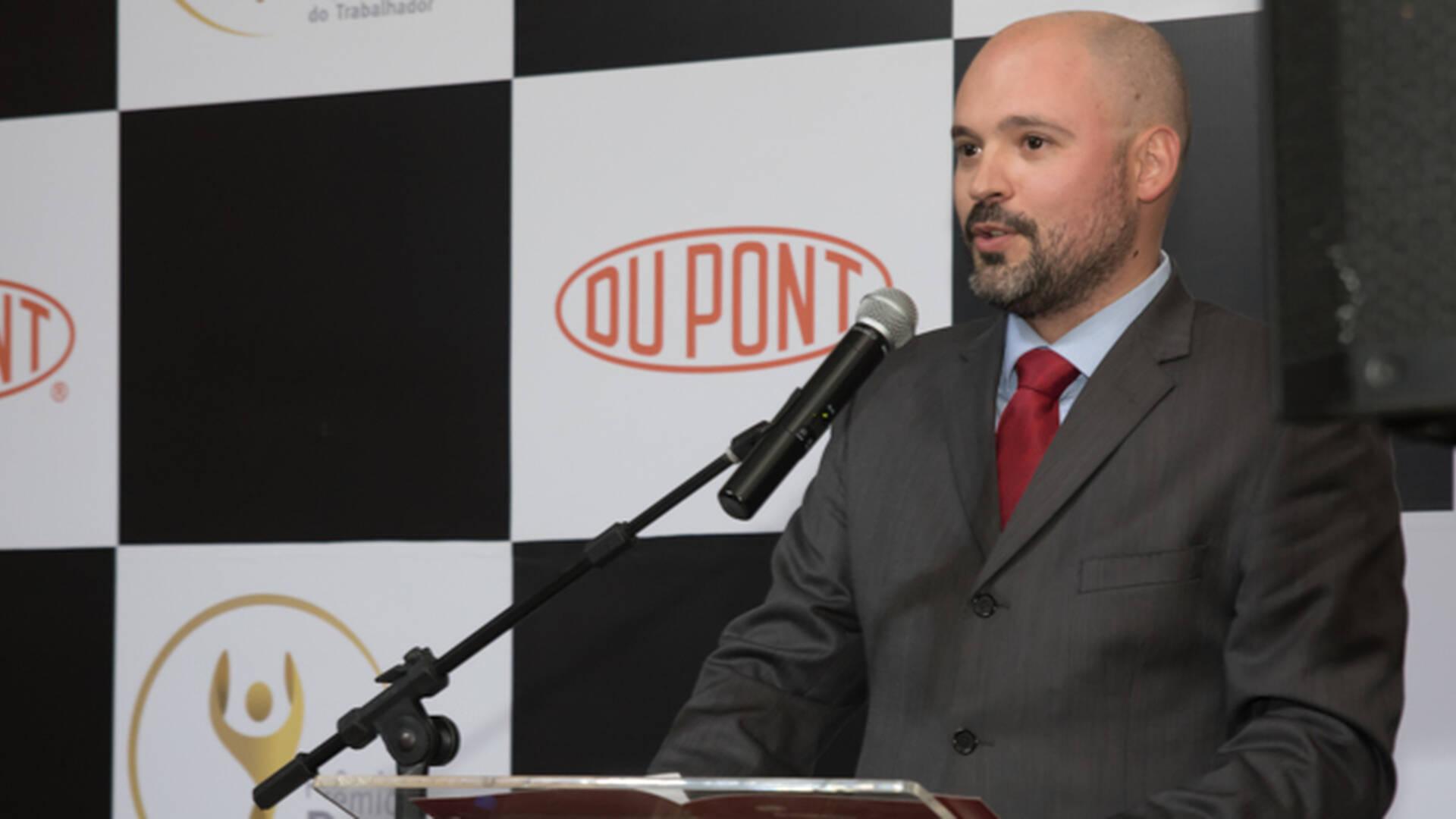 Corporativo de Prêmio Dupont - Segurança e saúde do trabalhador 2016