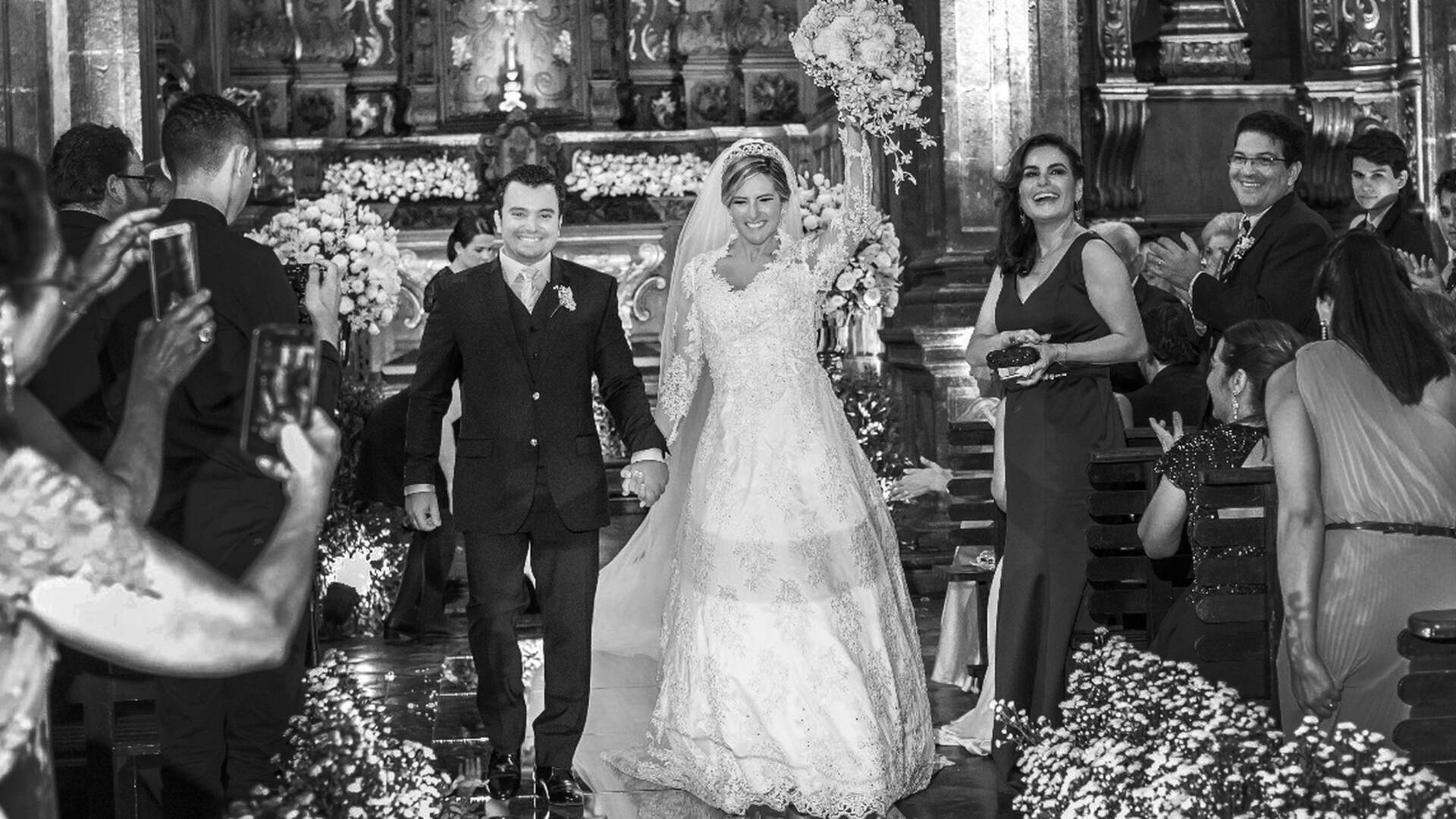 Wedding de Camilla & Carlinhos