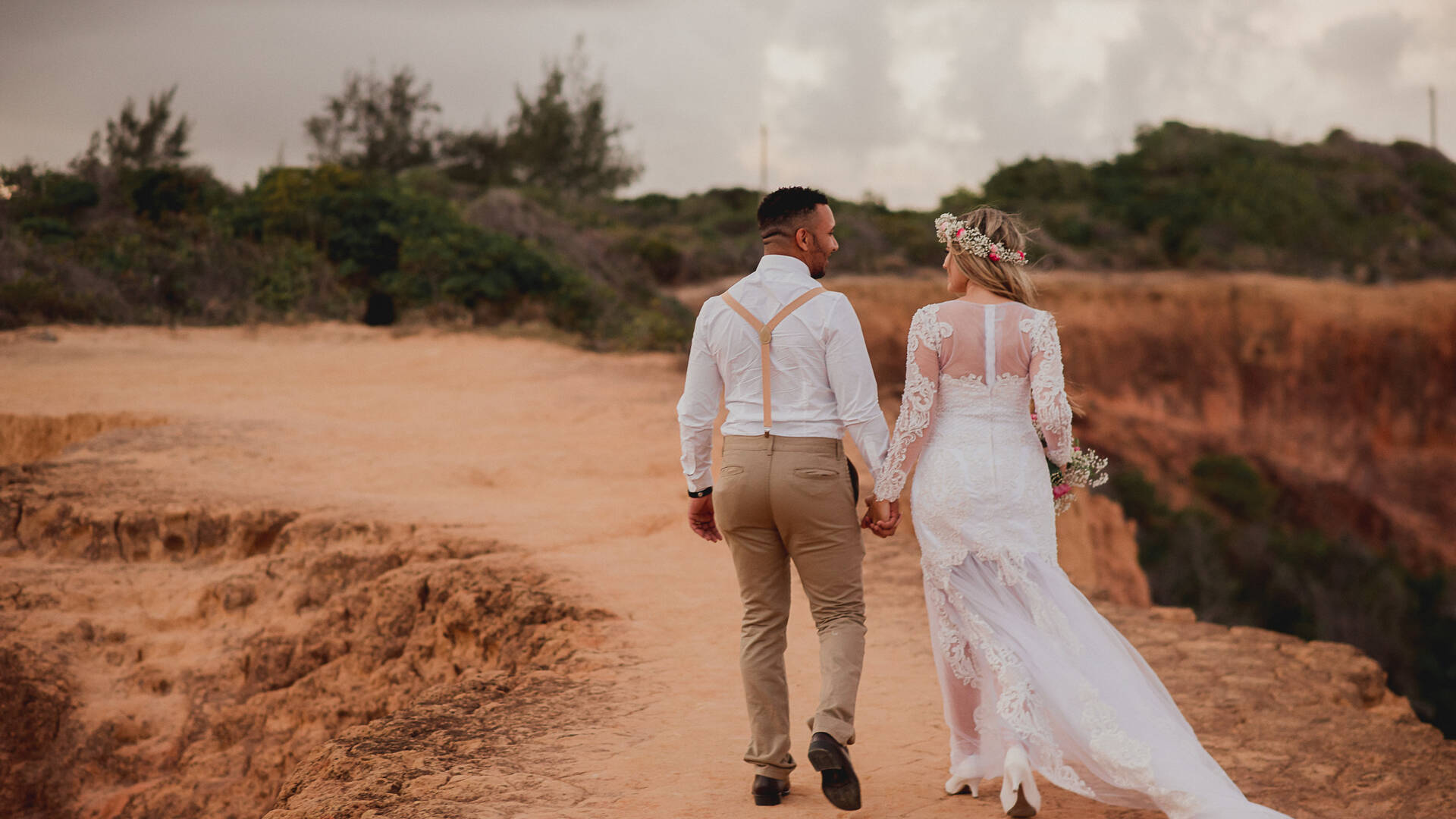 Elopement Wedding de Israelly & John