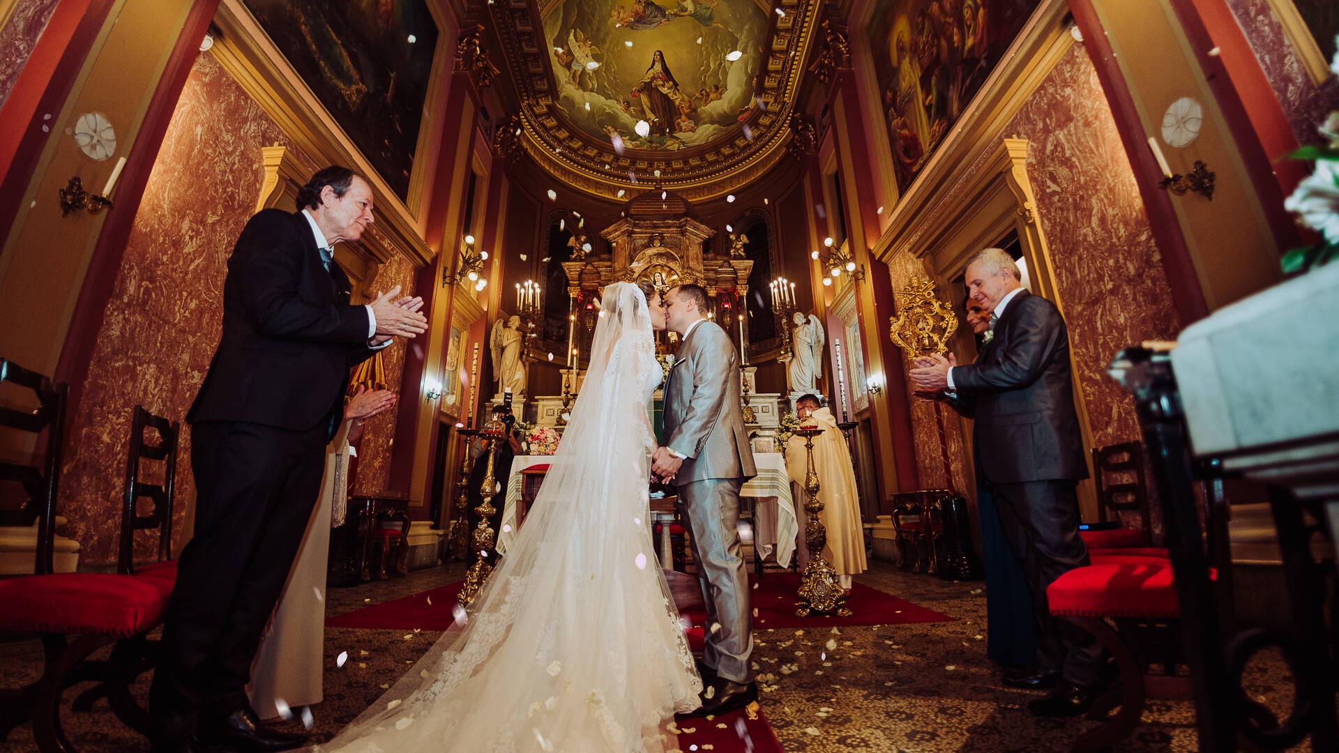 Casamento de Ana Karolina & Leandro