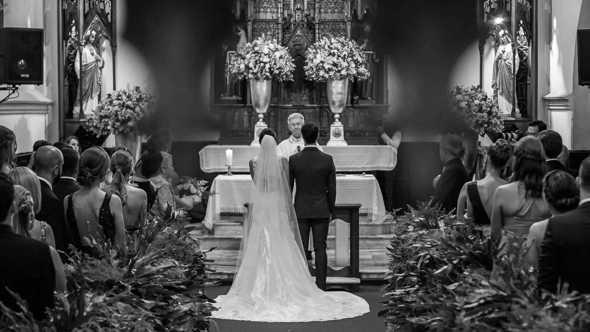 Casamento de Amanda + Fabrício
