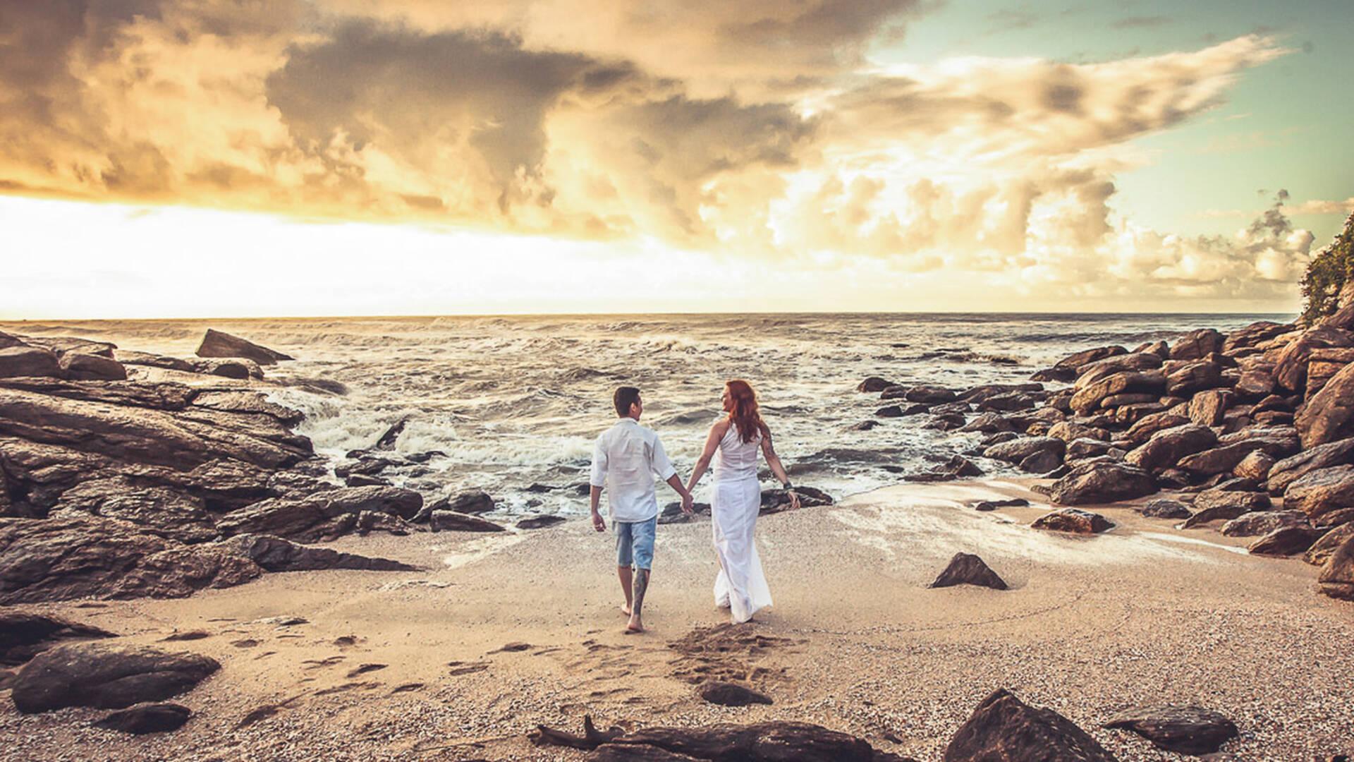 Pré Wedding de Bruna + Fábio