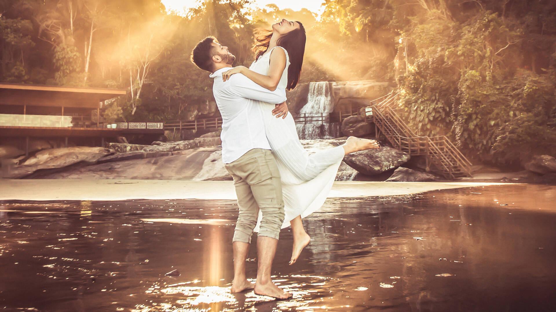Pré Wedding de Daniela + Fernando