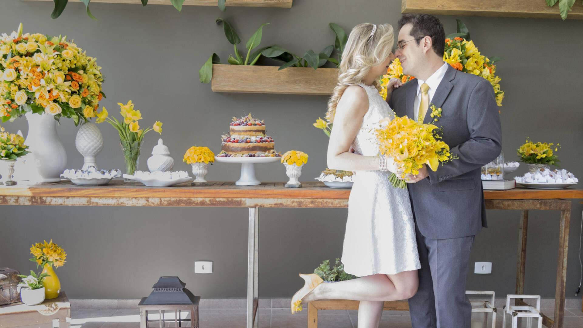Mini Wedding de Felipe e Ingrid