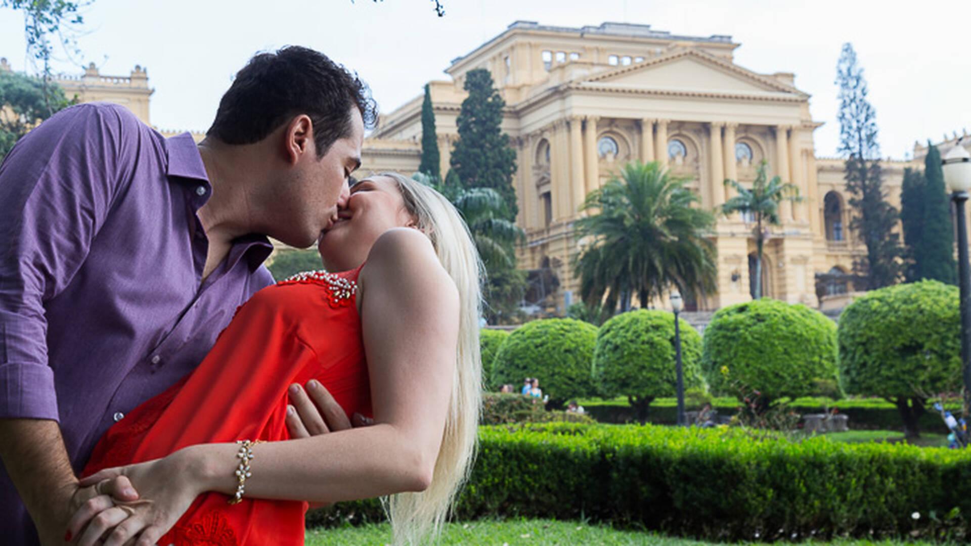 Pré Wedding de Felipe + Ingrid