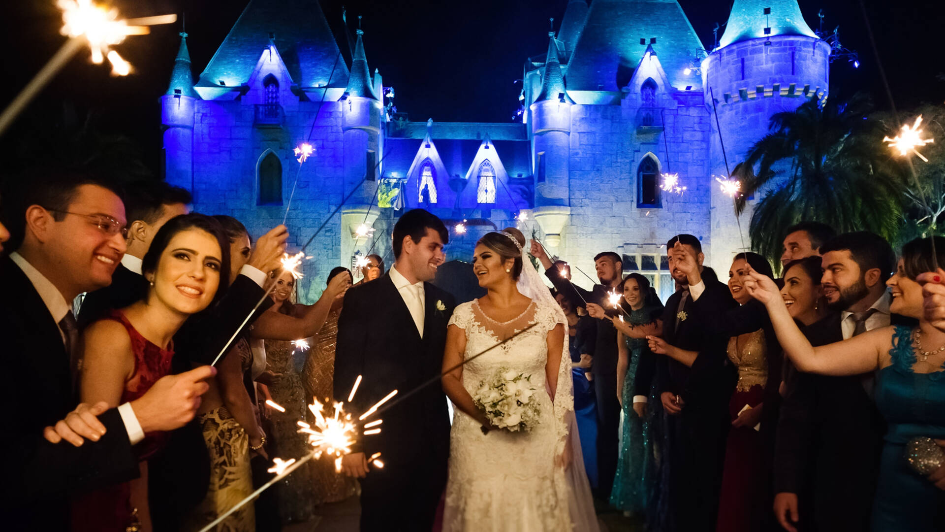 Casamentos de Castelo de Itaipava - Tassiana e Thiago