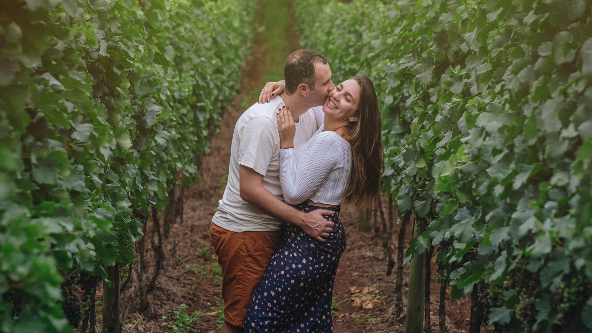 Pré Wedding de Ensaio Pré Wedding | Anna e Diego