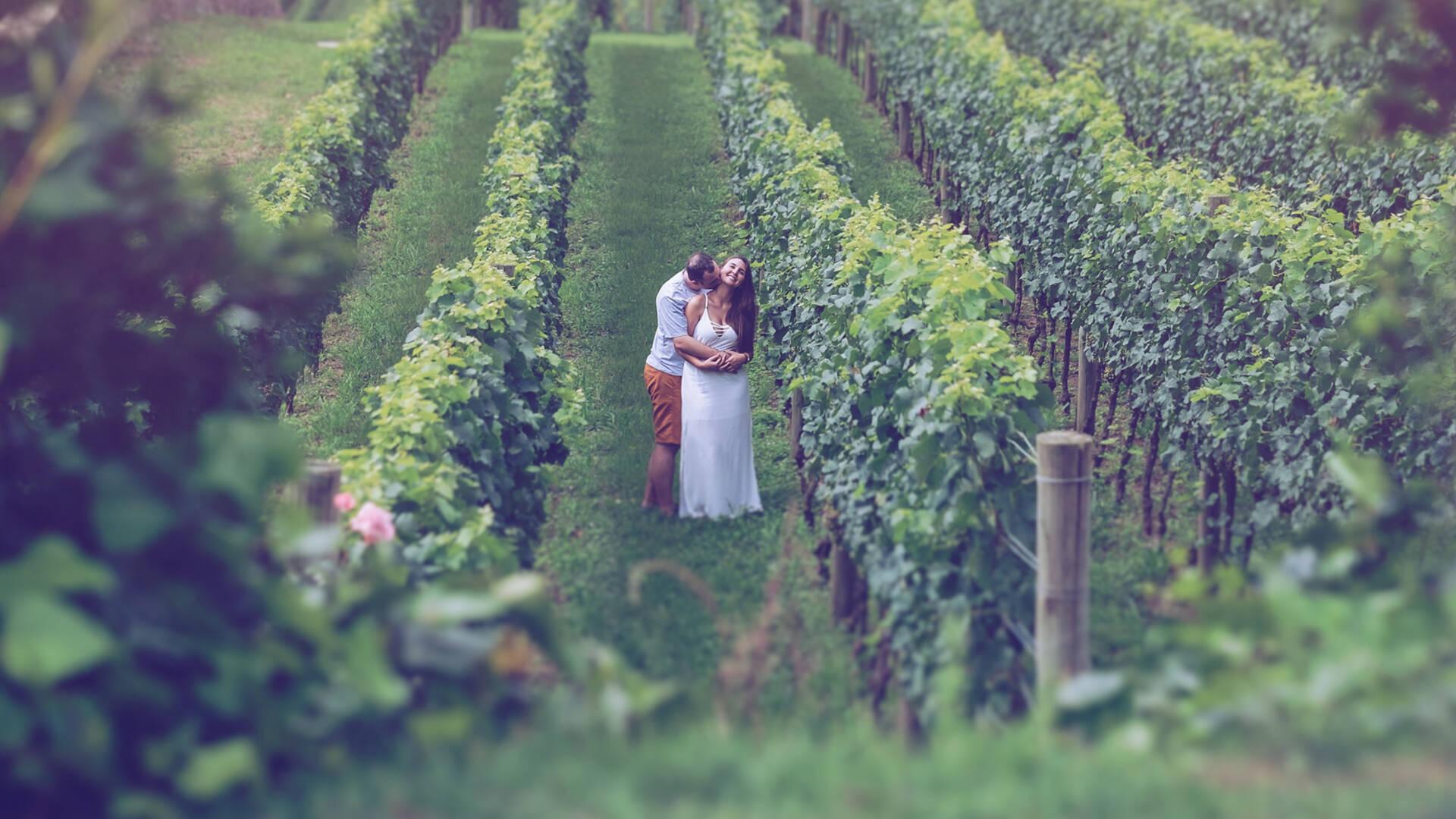 Ensaio Pré Wedding de Ana e Diogo