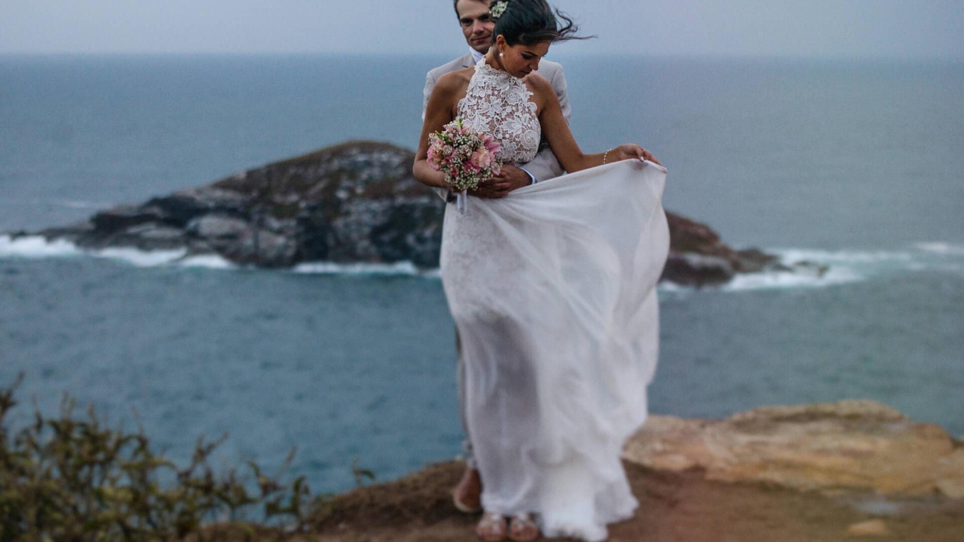 Casamentos de Destination Wedding Thabata e Fernando