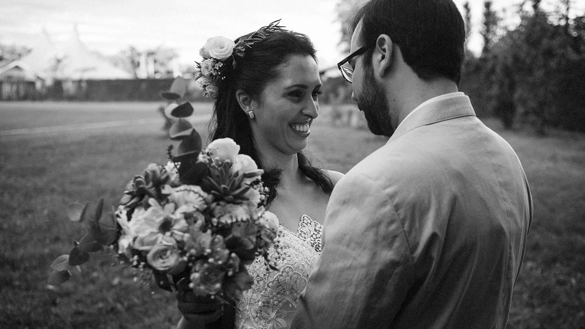 Casamentos de Sítio Pedaço do Paraíso - Maíra e Gustavo