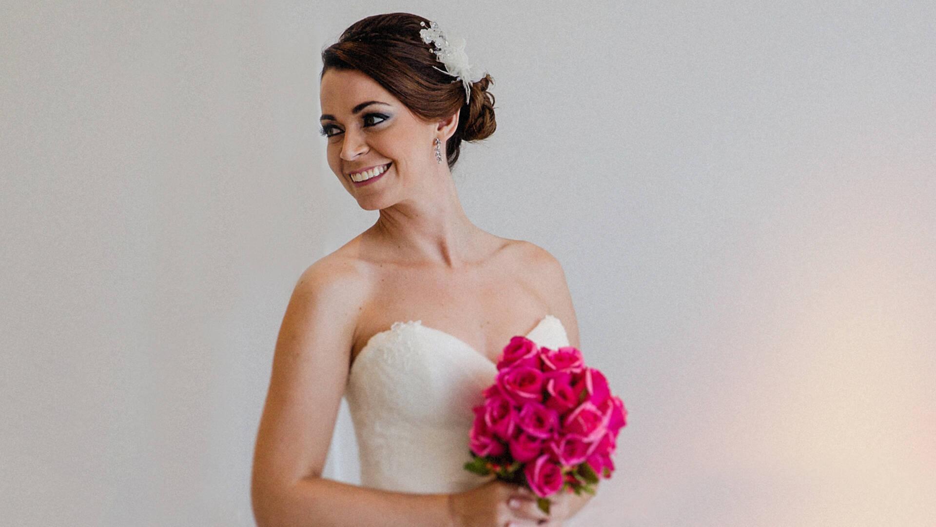 Making of Noiva de Casamento Mari - Hotel Sheraton