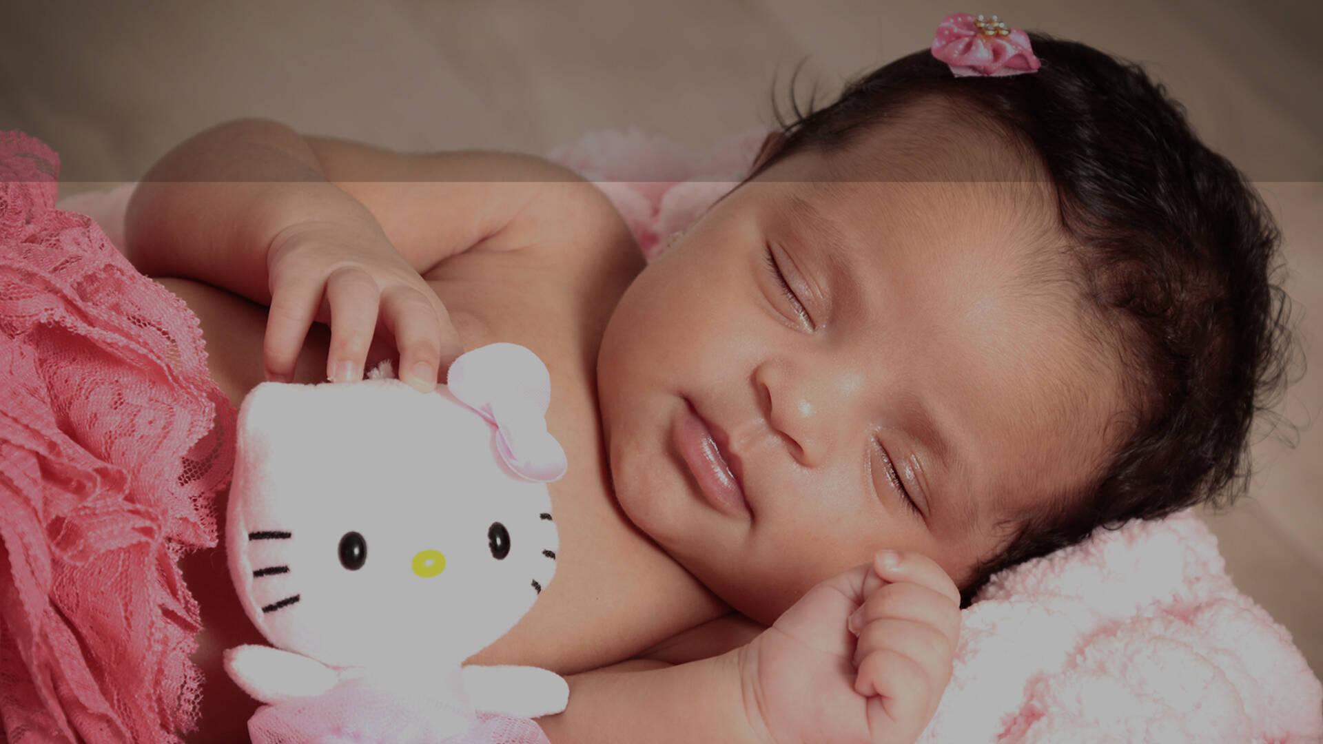Ensaio Newborn de Esther