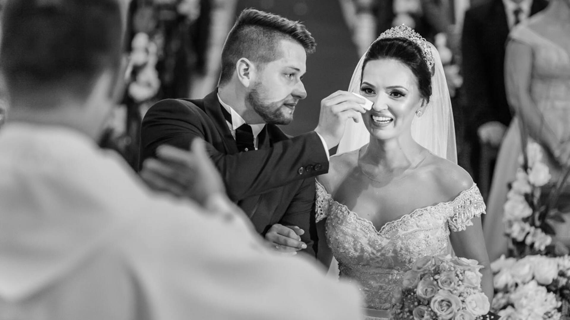 Casamento  de Daniela e Welinton