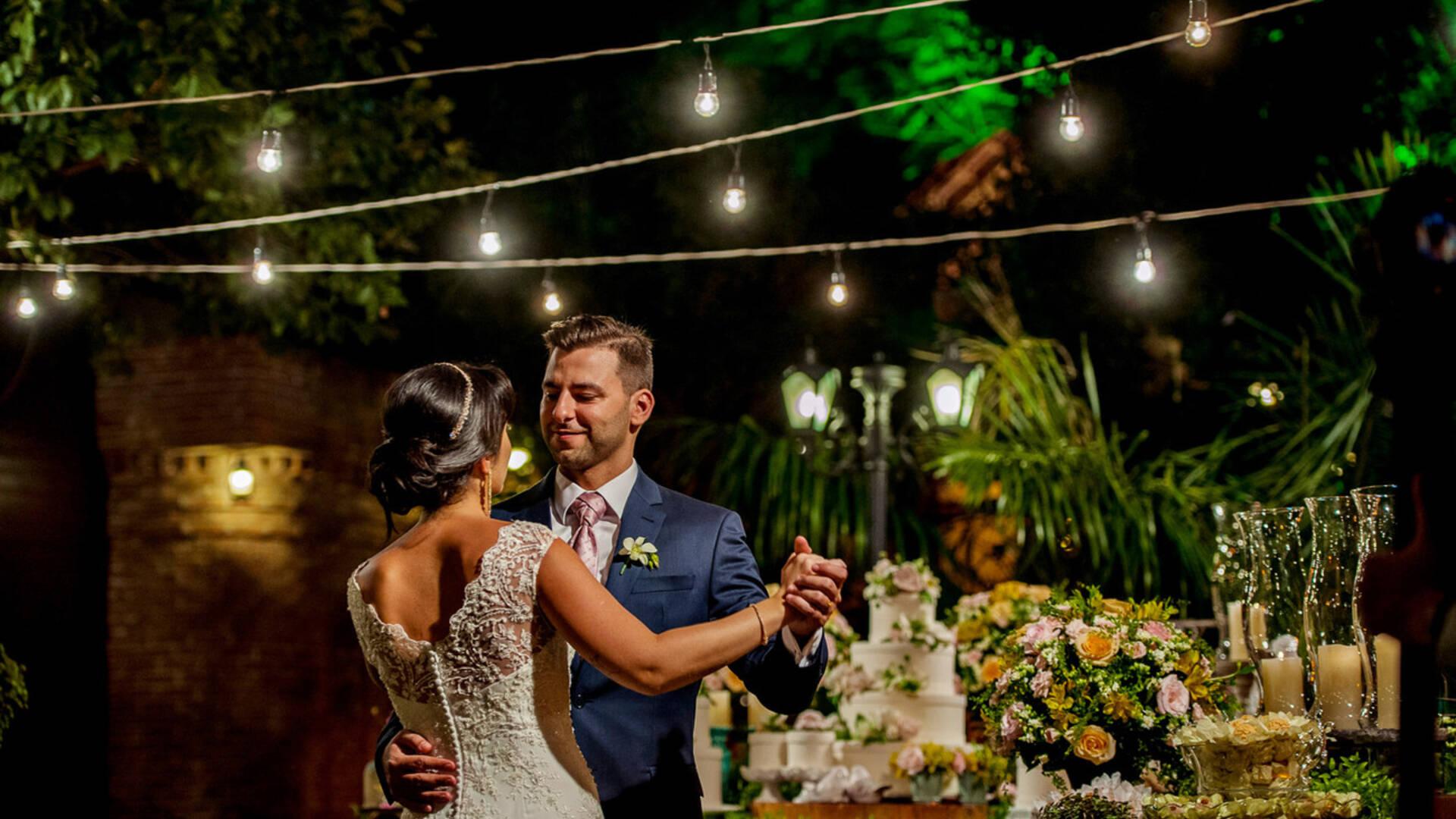 Casamentos de Marcella e Daniel