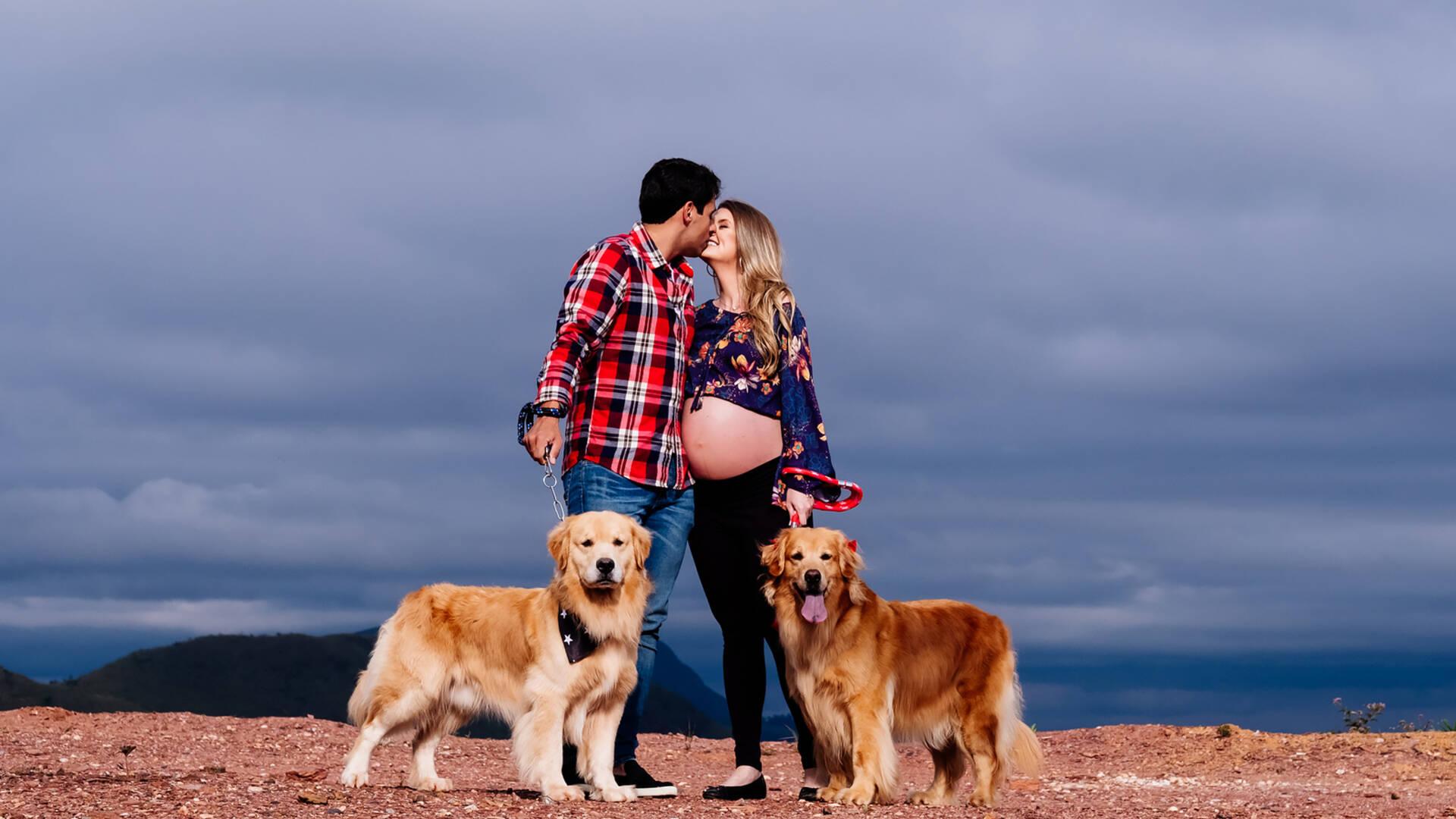 Família de Paty + Adrianno + Pedro + Lucas + Babi + Thor