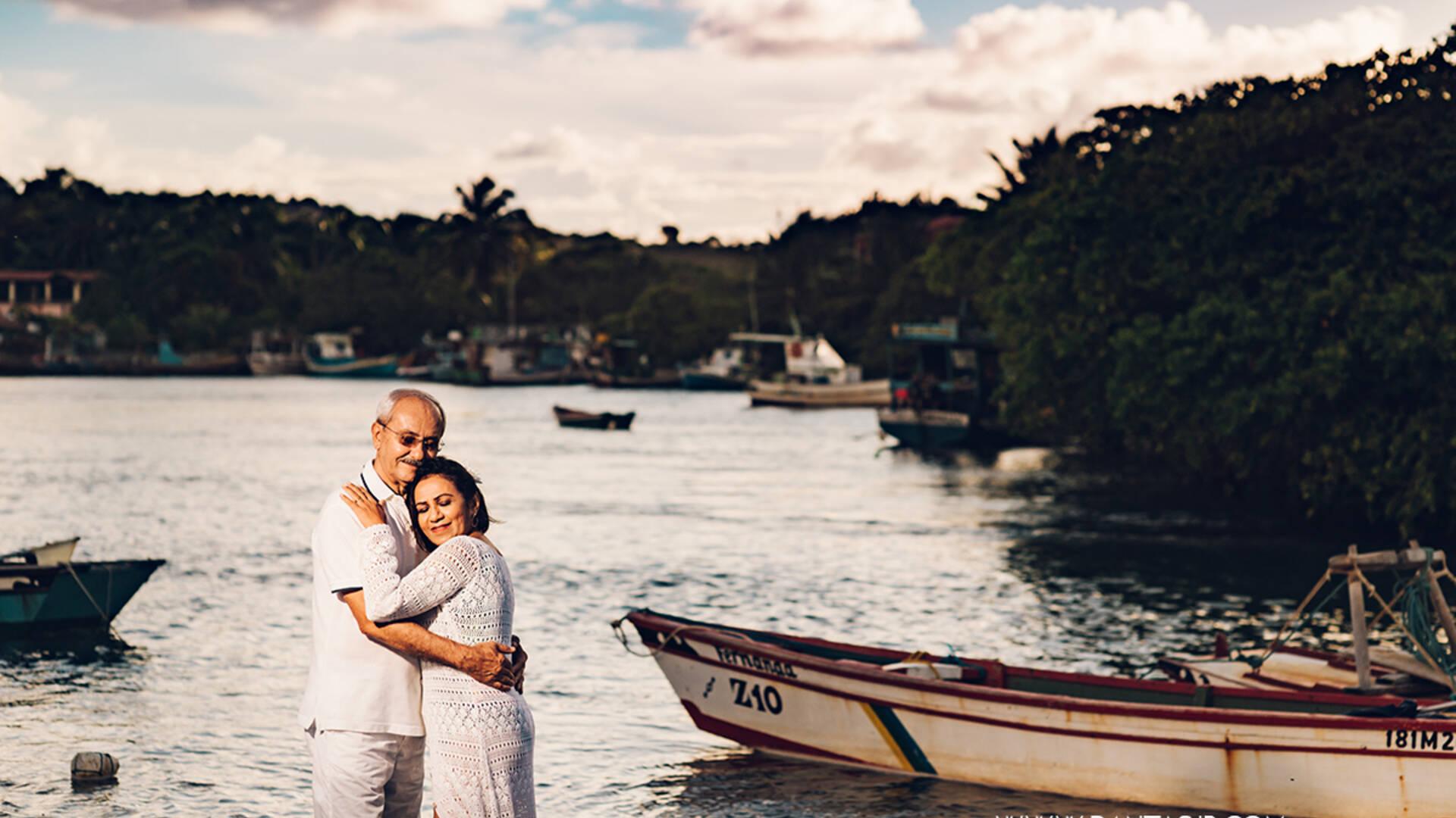 Ensaio de Bodas de Luiz & Helena