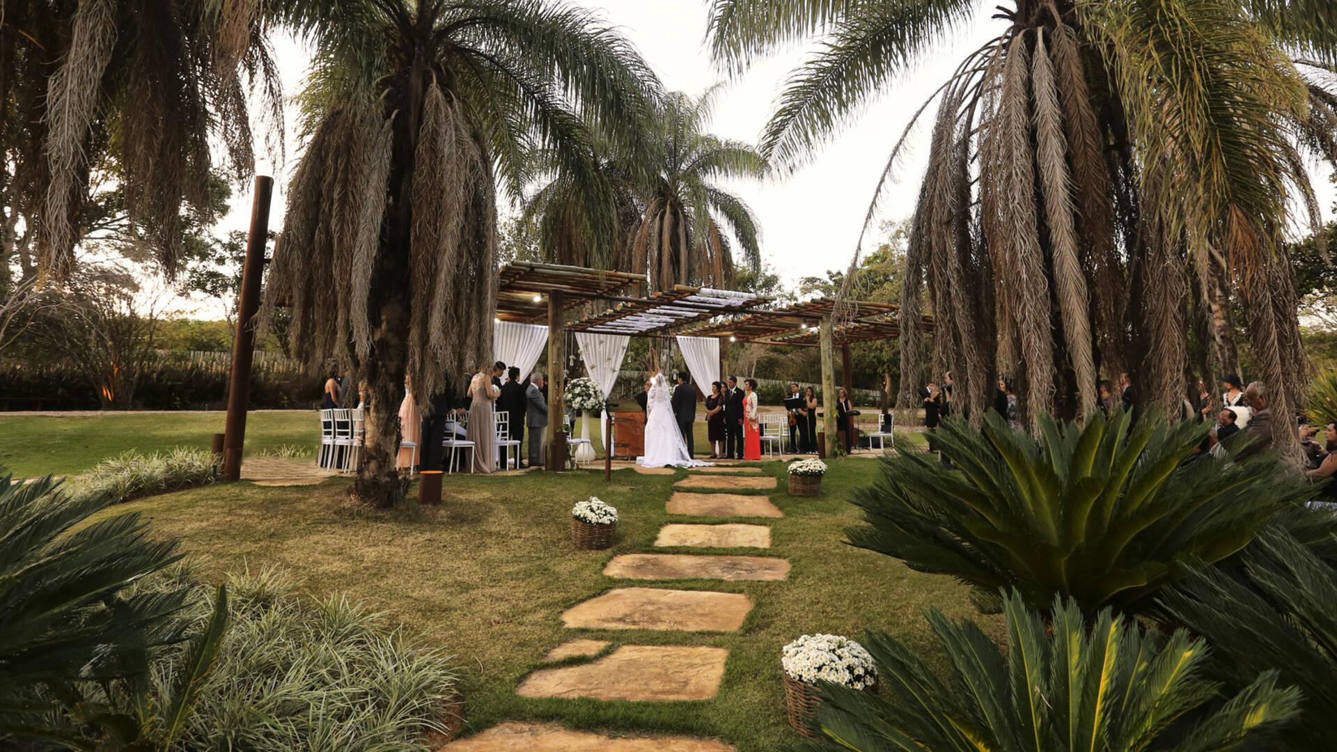 Casamento de Sabrina & Tiago