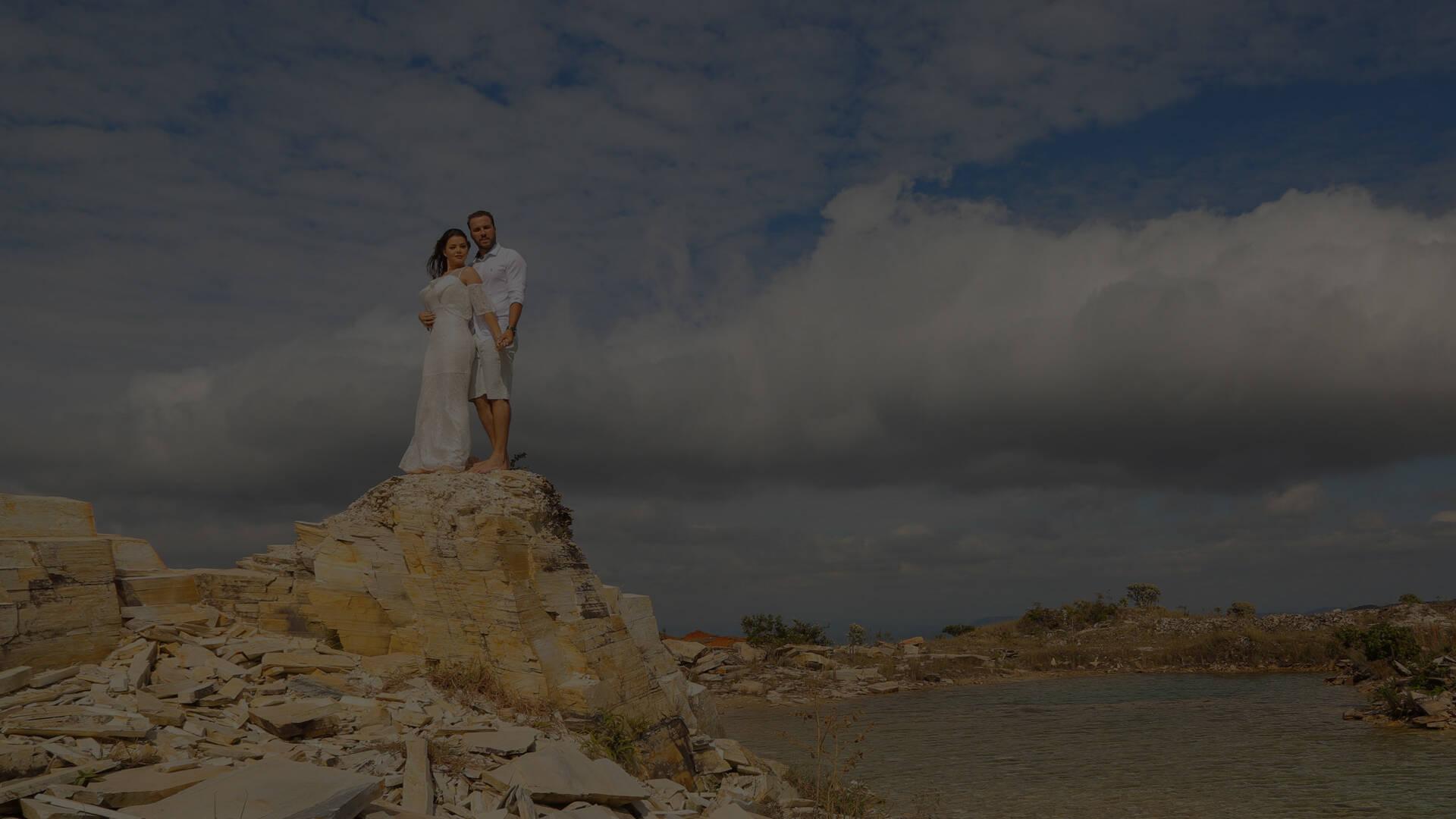 Pré Wedding de Rafa & Bruno
