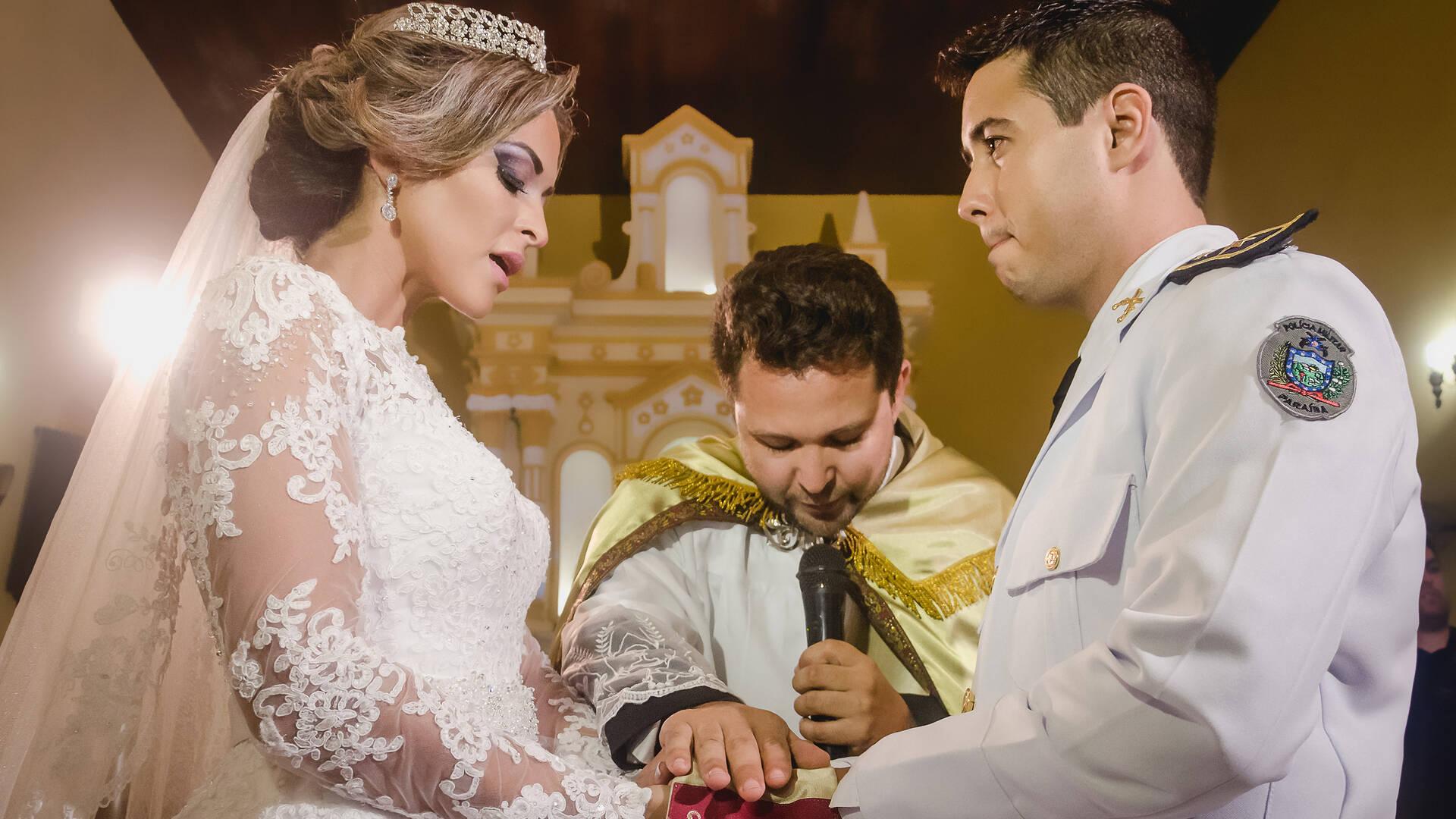 Casamento de GRAZI + NIL