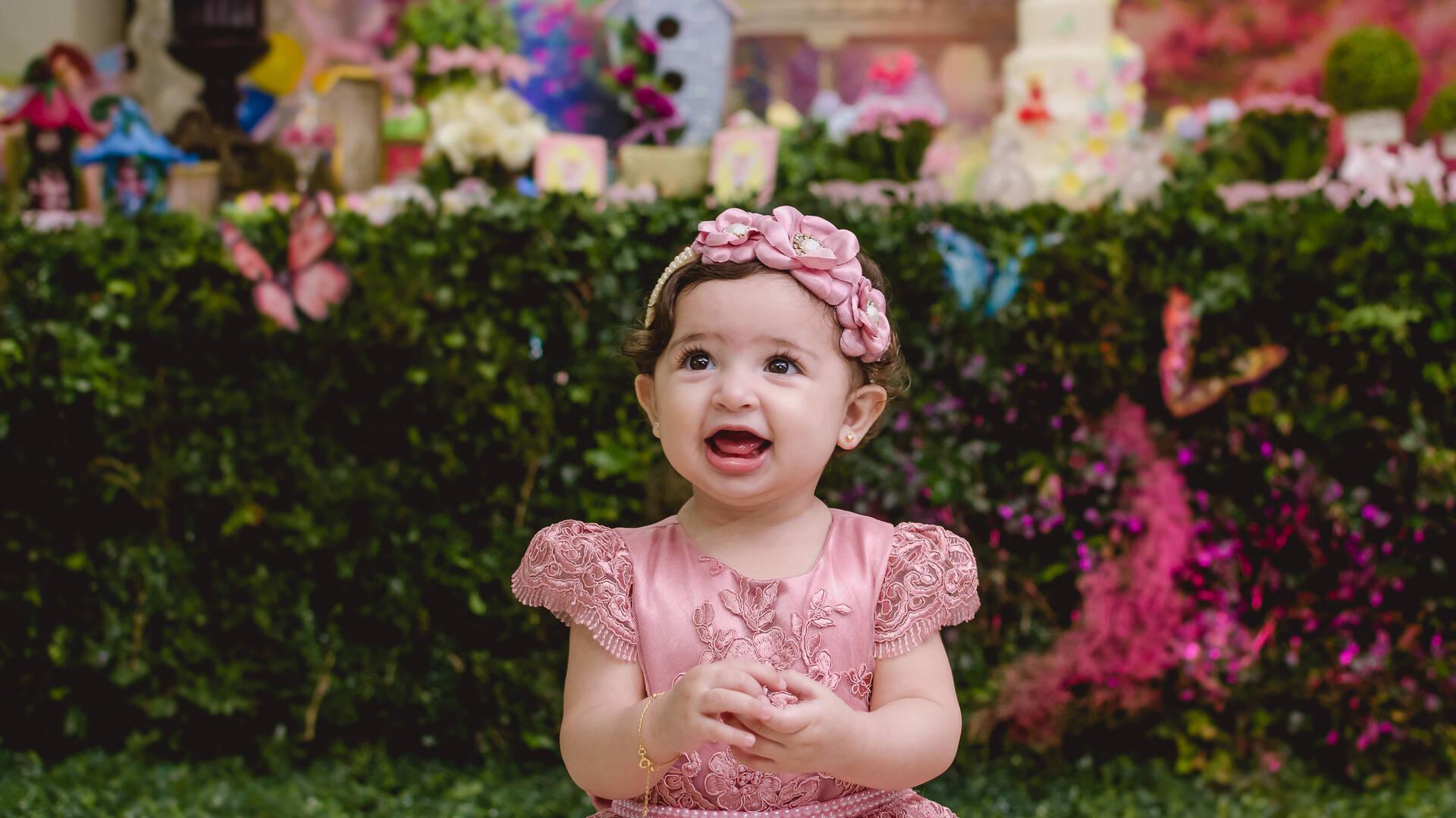 Aniversário de 1 aninho de ANA LÍVIA