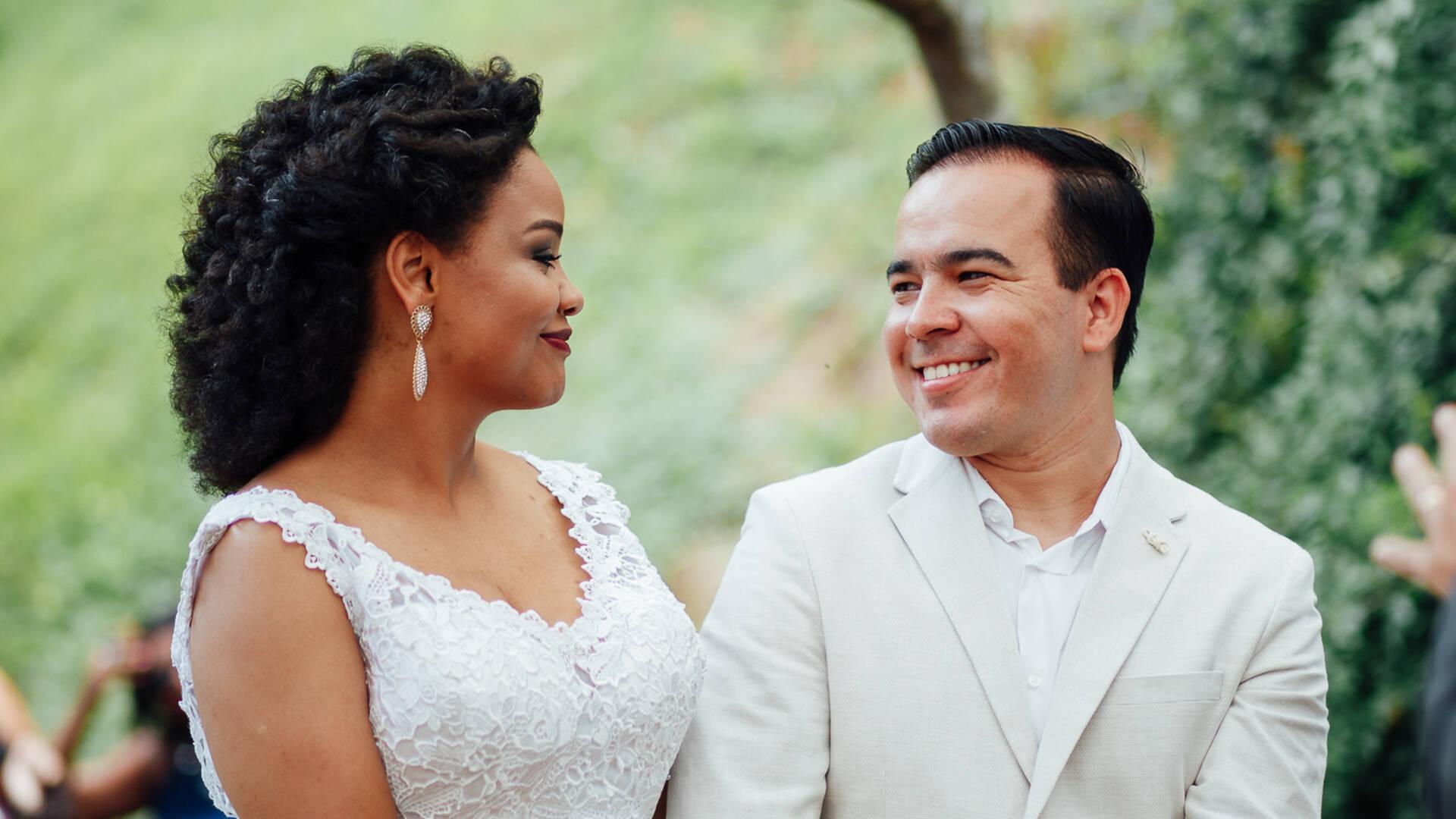 Casamento de Mini Wedding - Gheysa e Felipe
