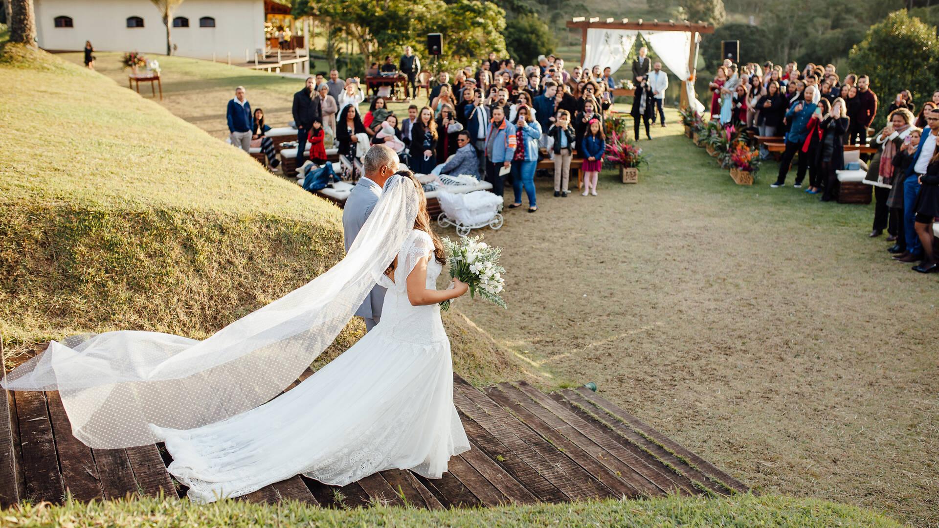 Casamento no Campo de Vanessa & Marcelo