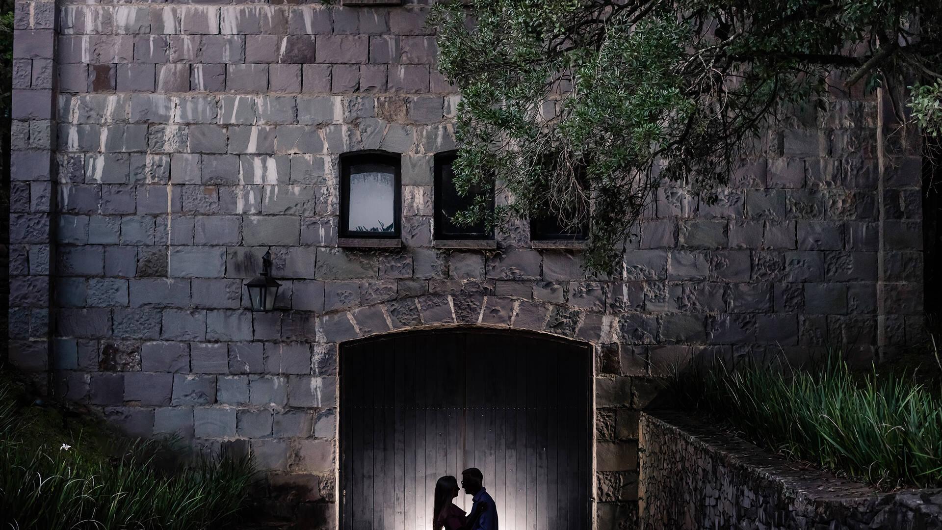 Château Lacave de Pré Casamento | Anelise & Lenon