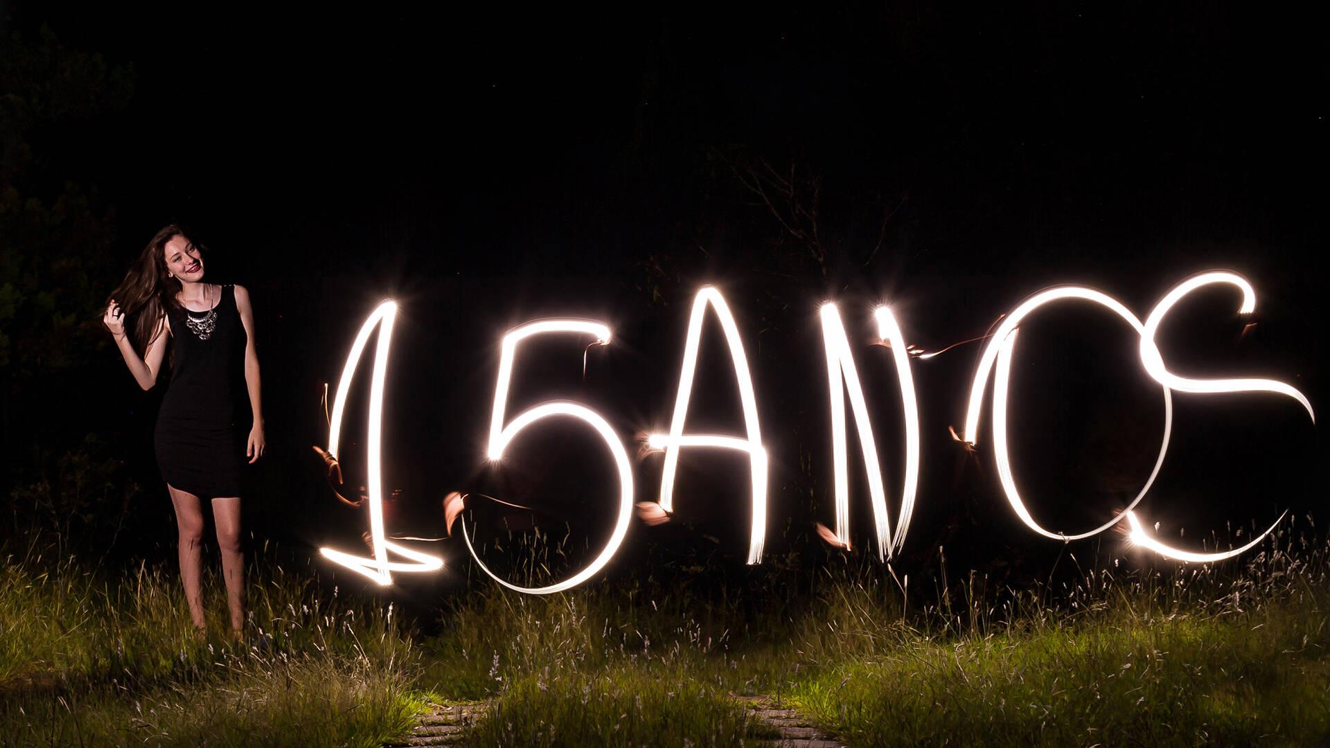 Sessão Fotográfica de 15 Anos de Sessão de 15 anos - Escrevendo com a Luz da Babi