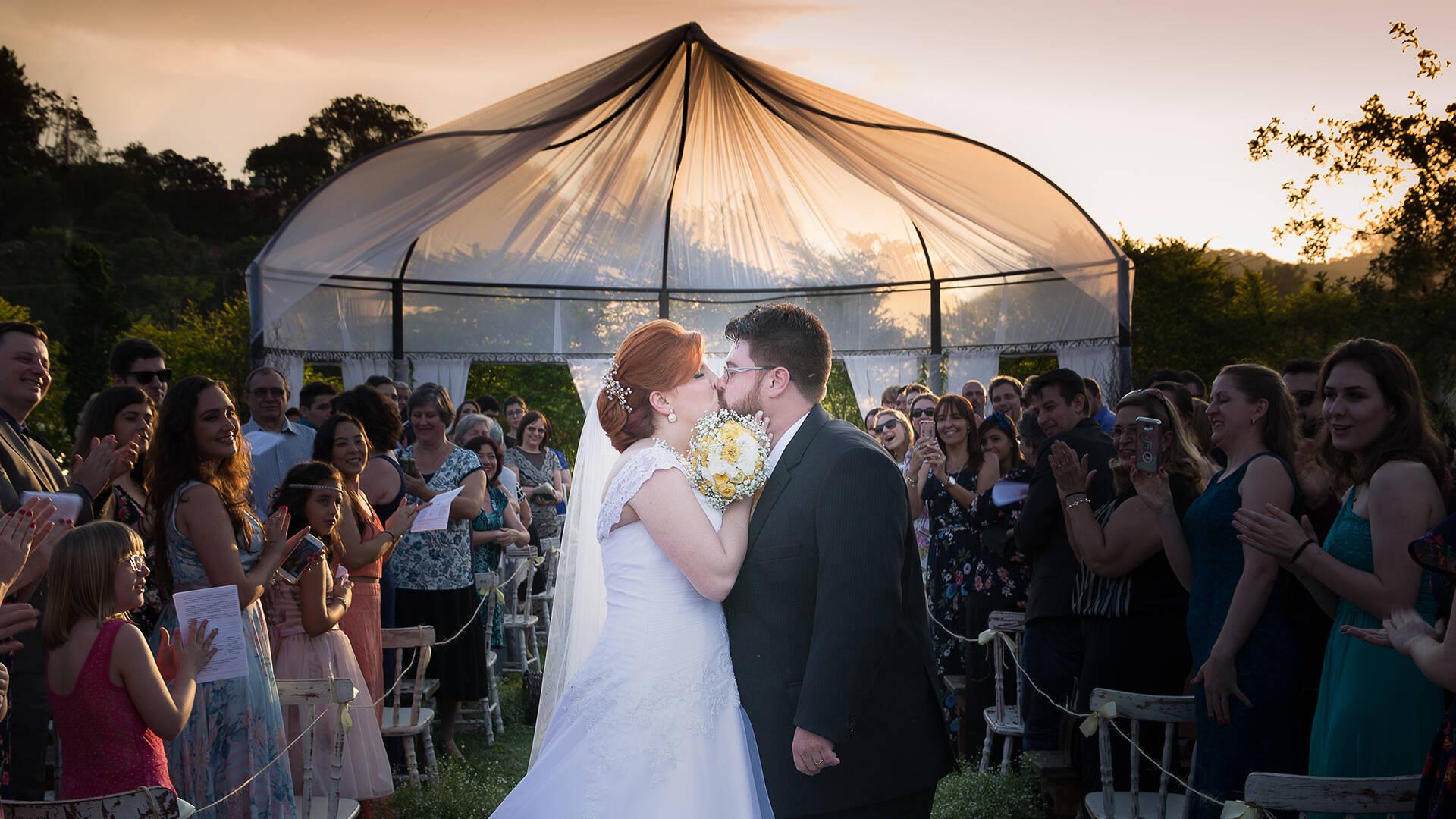 Casamento de Jessica e Daniel