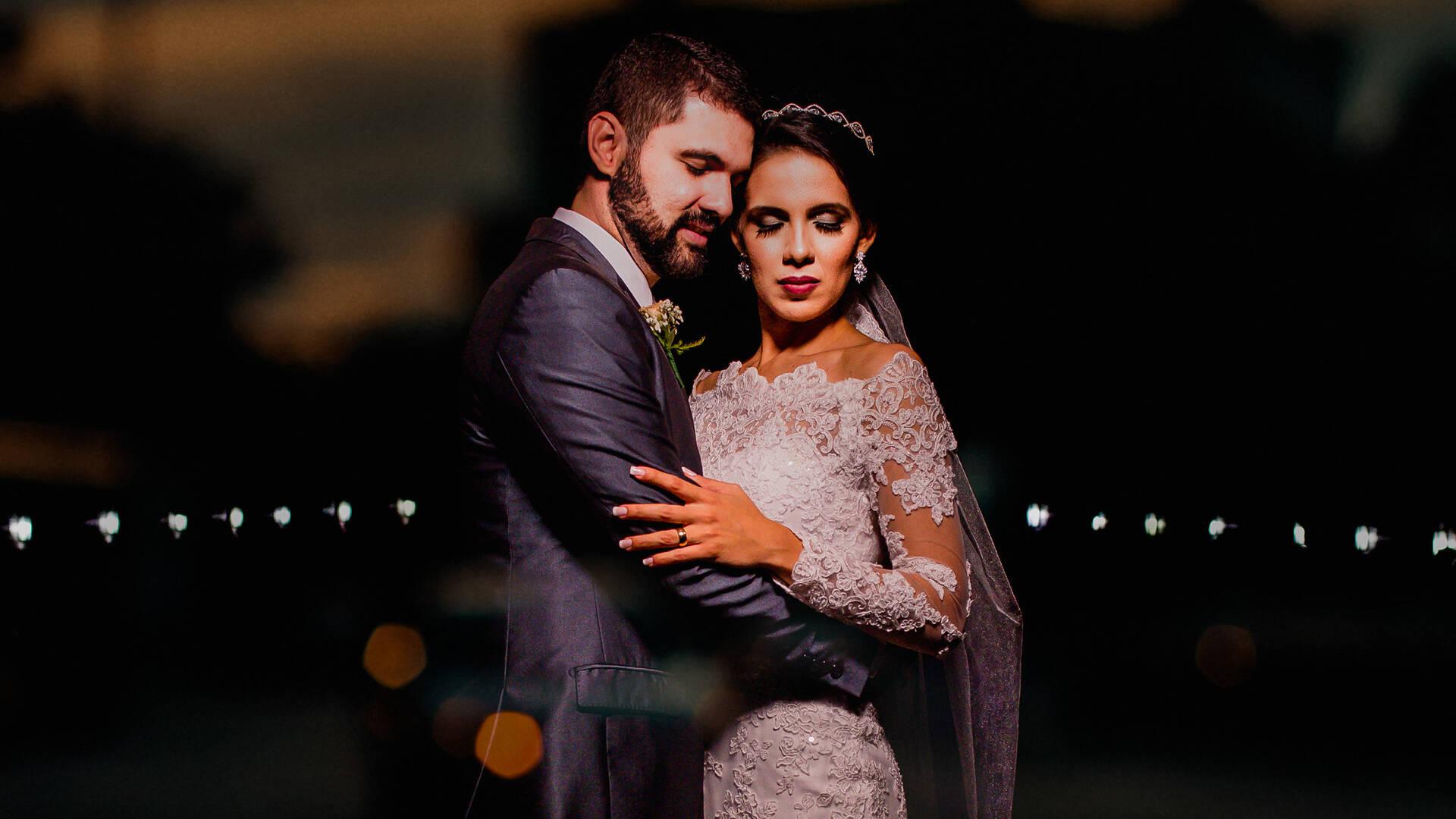 Casamento de Débora e Wantuil