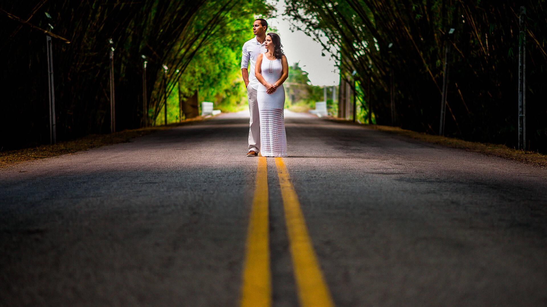 Pré Wedding de Ingrid + Thiago