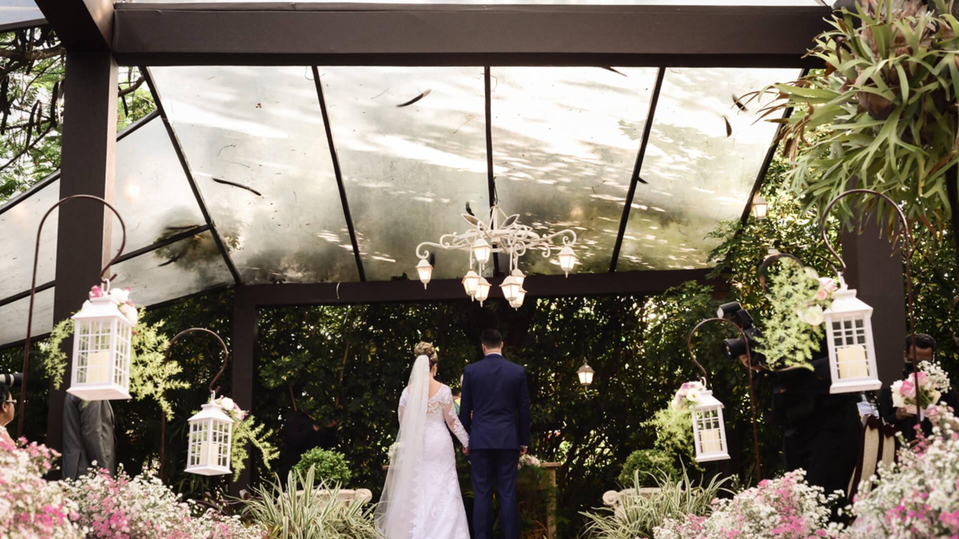 Casamento de Mara e Marcelo
