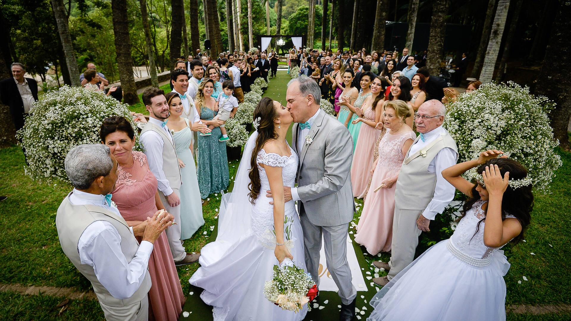 Casamento de Lisley & Eder