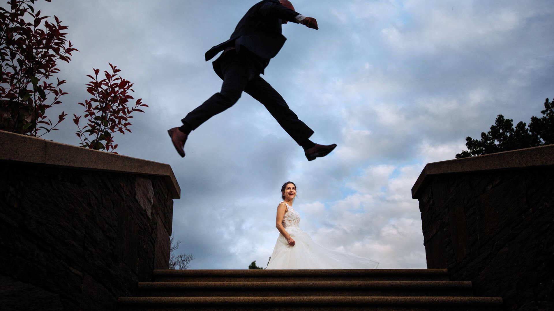 Casamento de Cathy & Sam