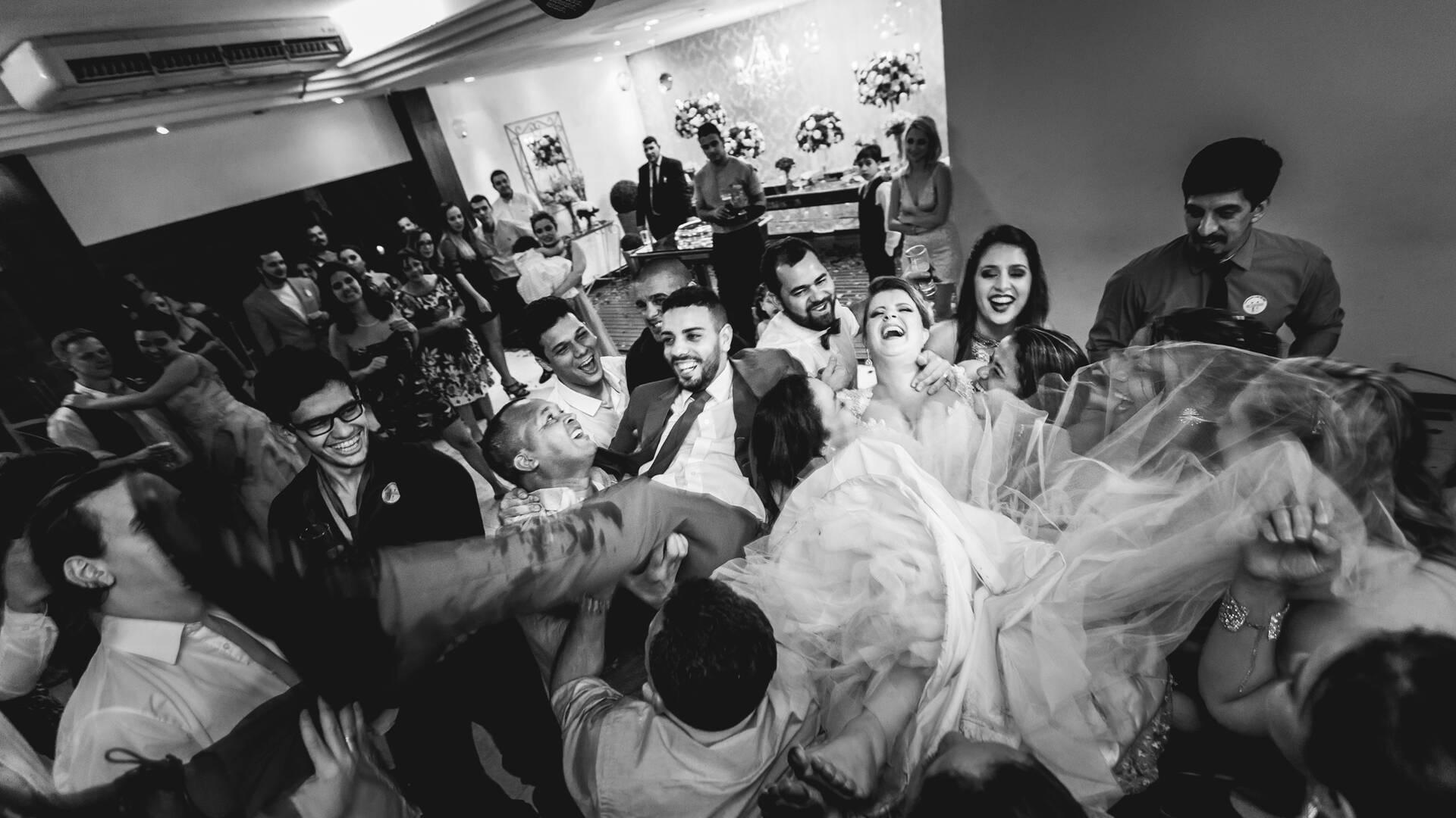Casamentos de Kelaine & Thiago