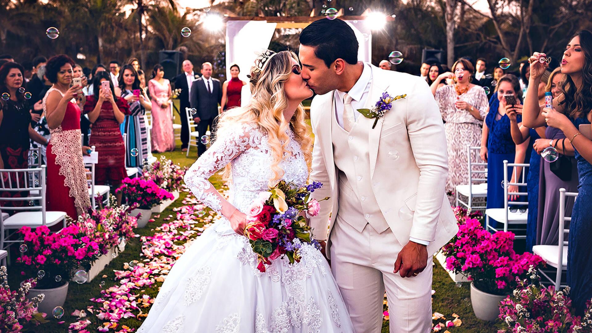 WEDDING DAY de ANDRÉ + BIANCCA