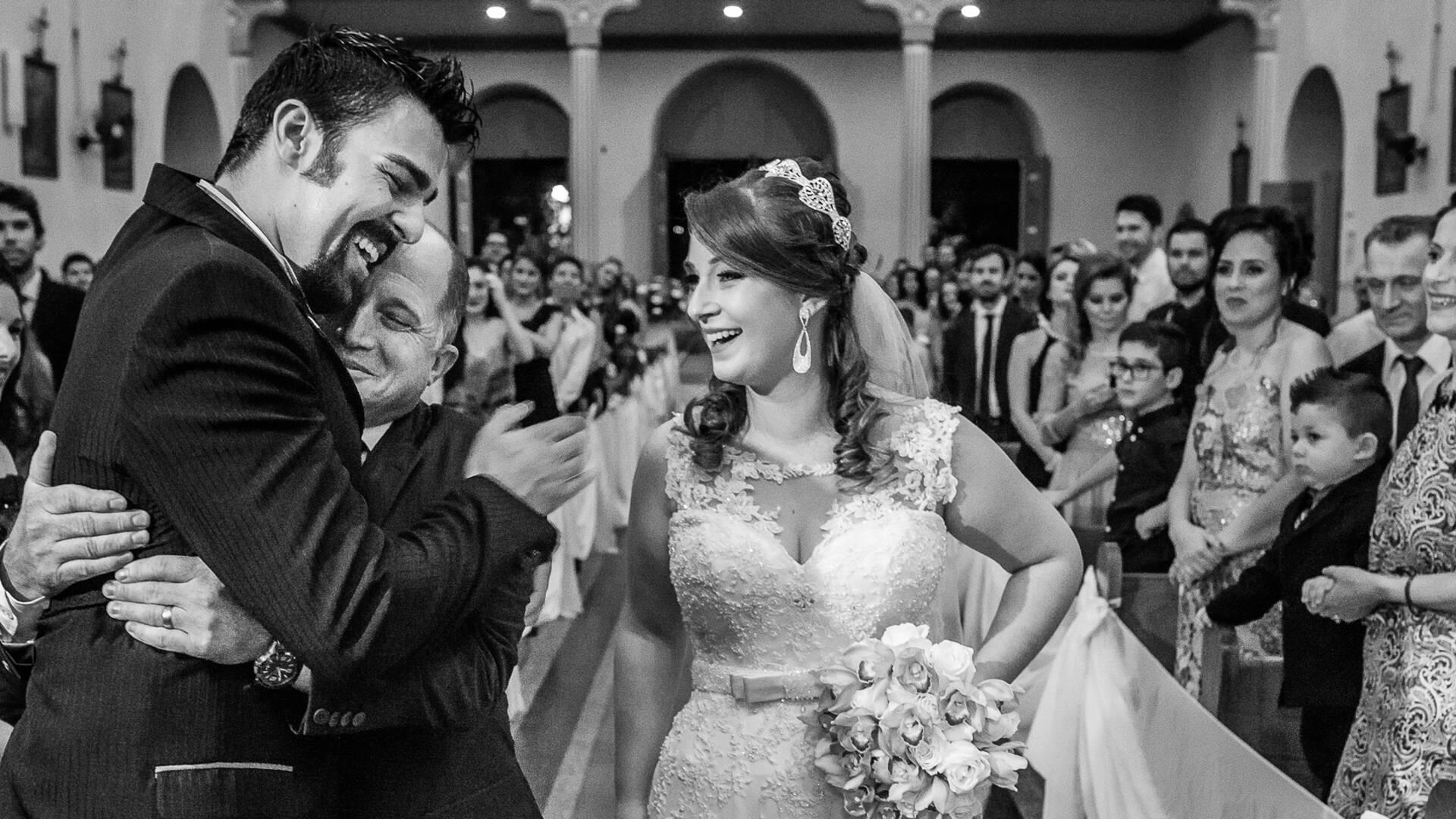 Casamento de Sheila & Talles