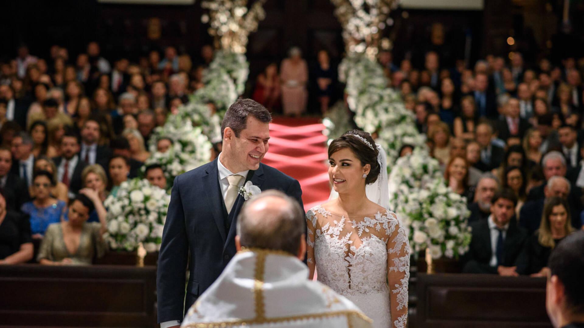 Casamento de Fernanda + Rodrigo