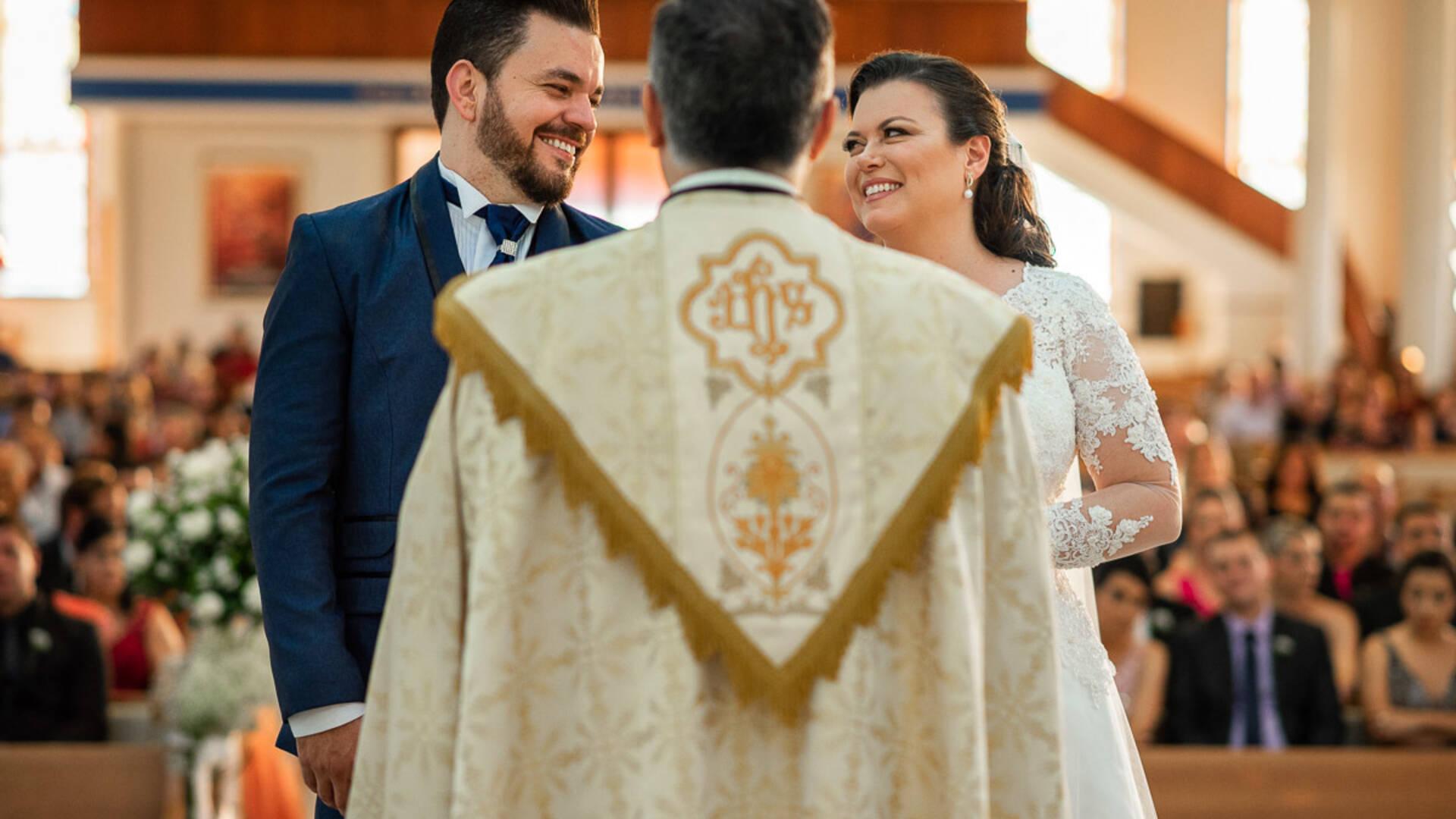 Casamento de Jacqueline + Gustavo