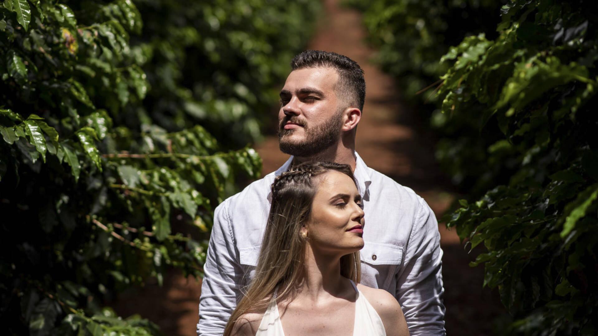 PRÉ WEDDING de BRUNA + JHONATAN